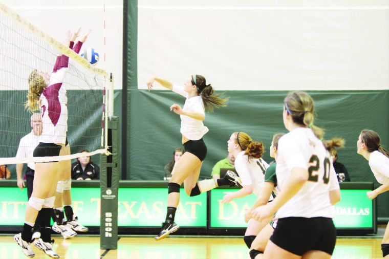 Volleyball grabs two victories