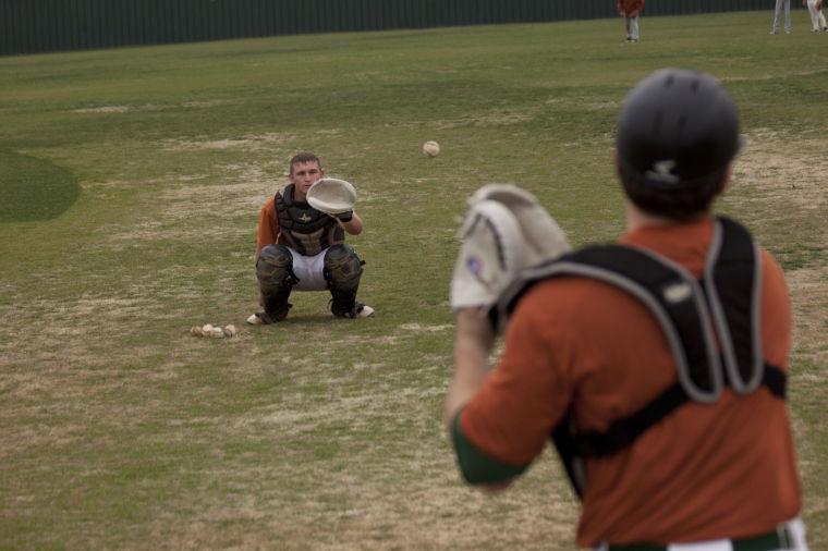 Baseball wins first three games of season