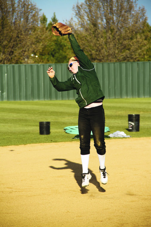 Softball player chooses D-III over D-I