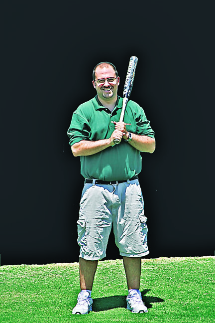 Coach brings passion, knowledge to program
