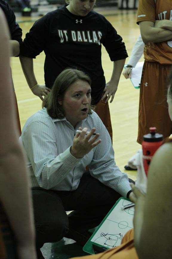 Coach's life-long passion for basketball