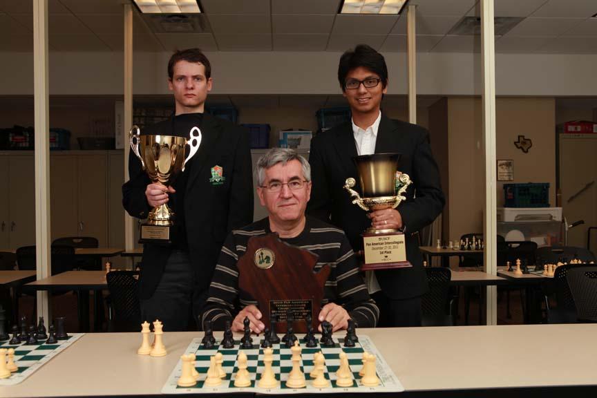 Chess team wins third straight Pan-Am