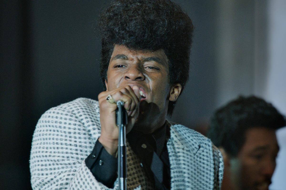 Star performance keeps James Brown biopic afloat