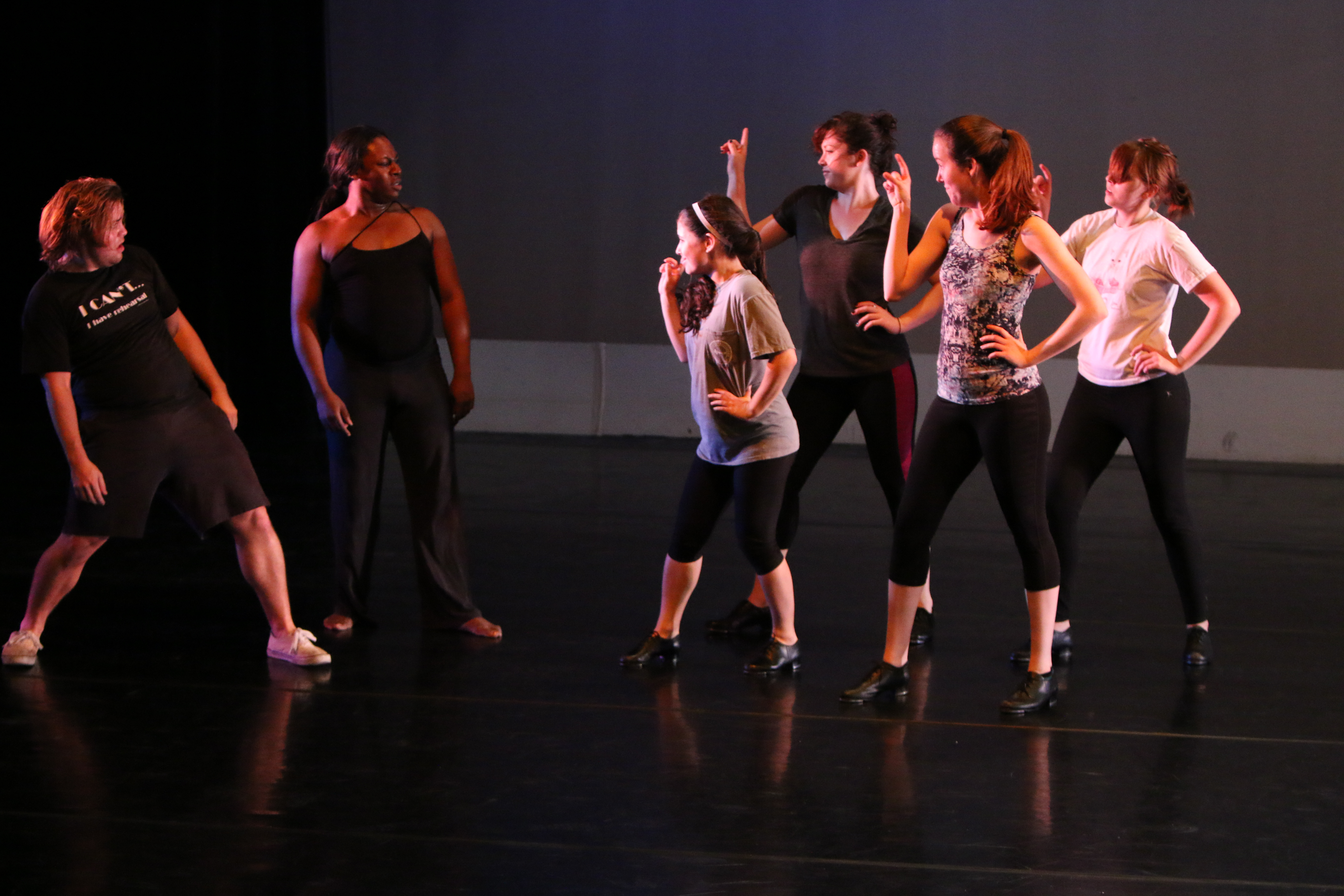 Dallas-born dancer, New York performer brings versatility, teaches tap, modern, jazz