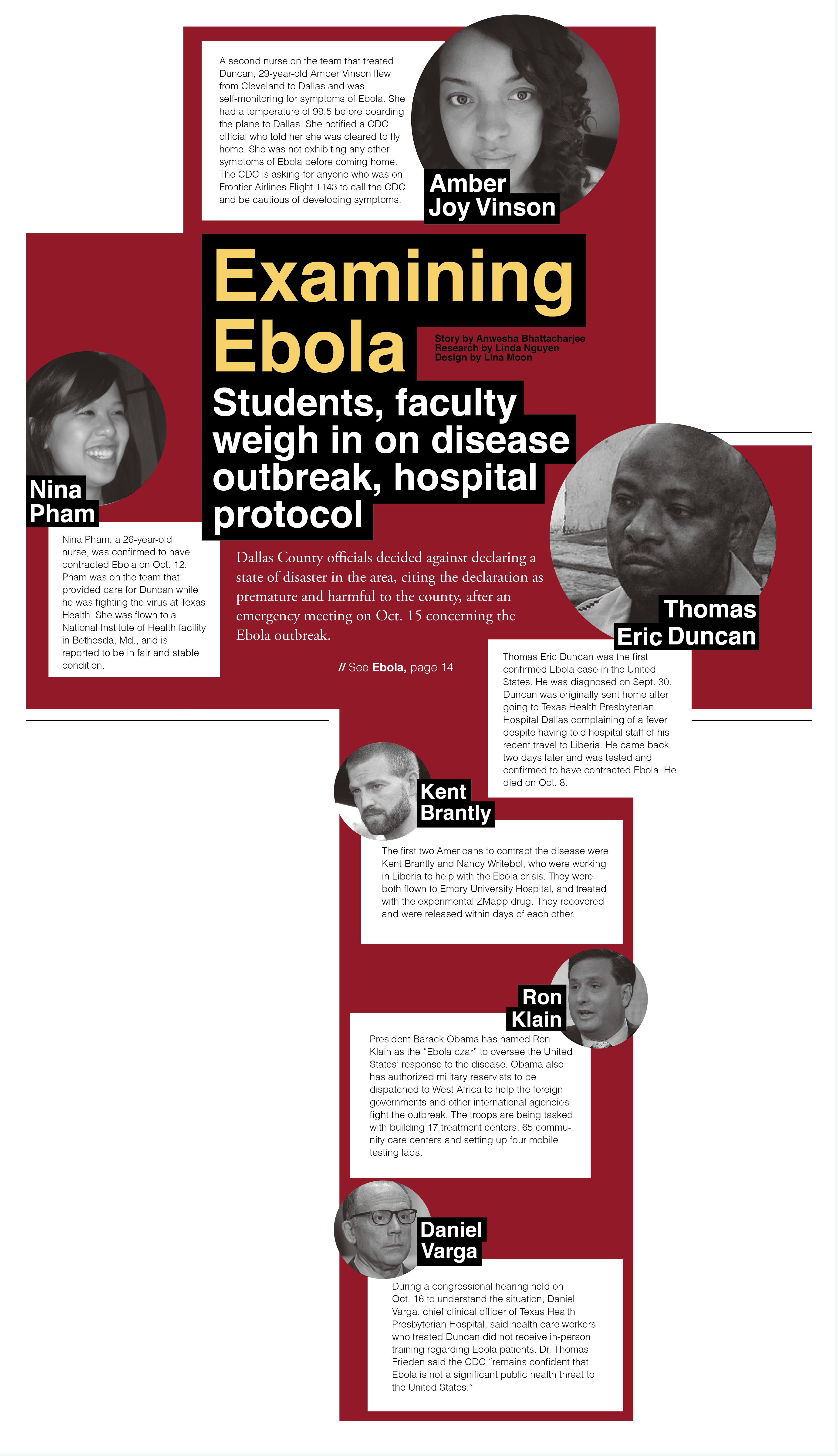 Examining Ebola