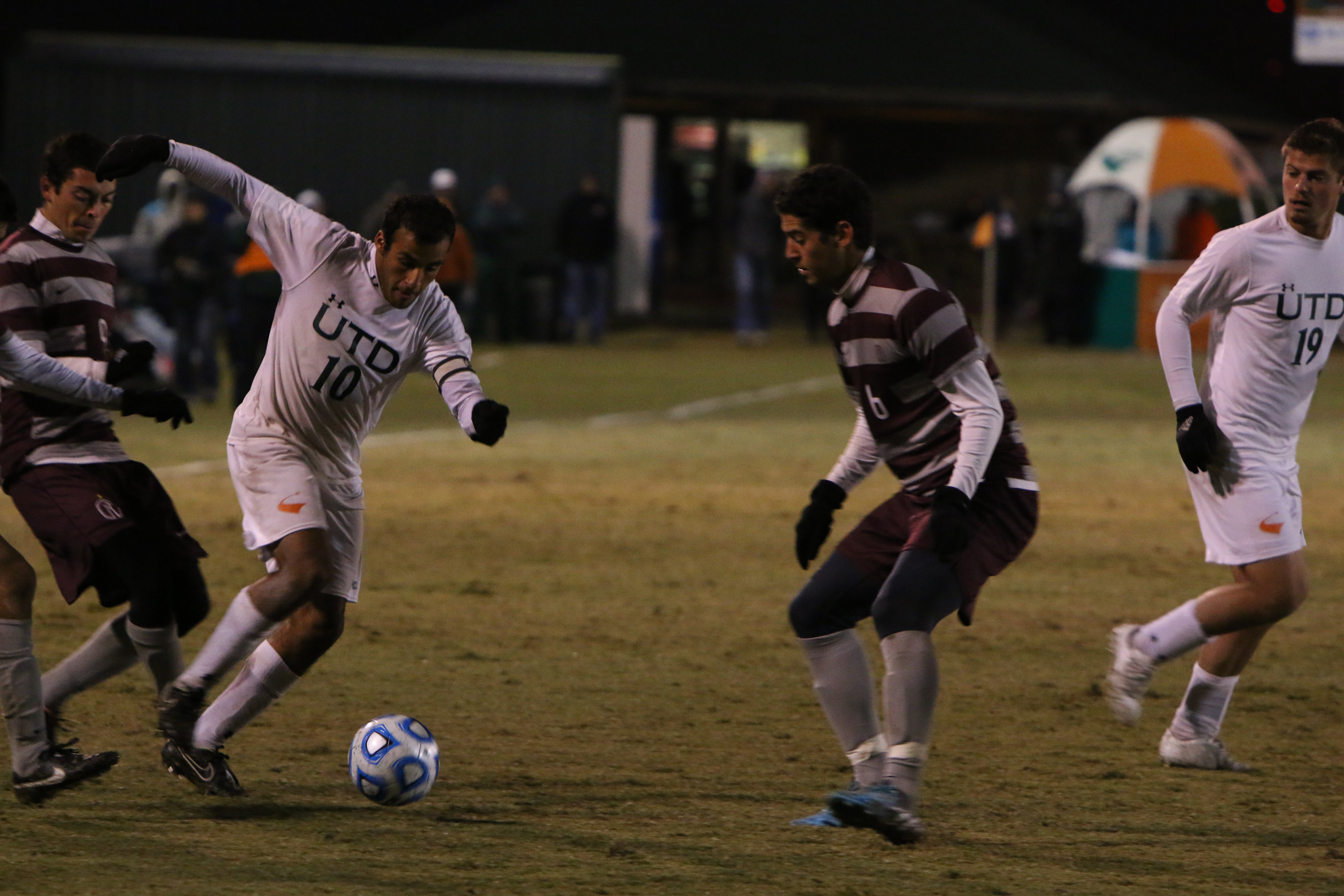Men's soccer falls in NCAA second round