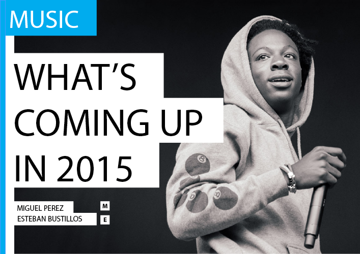 What's coming up in 2015