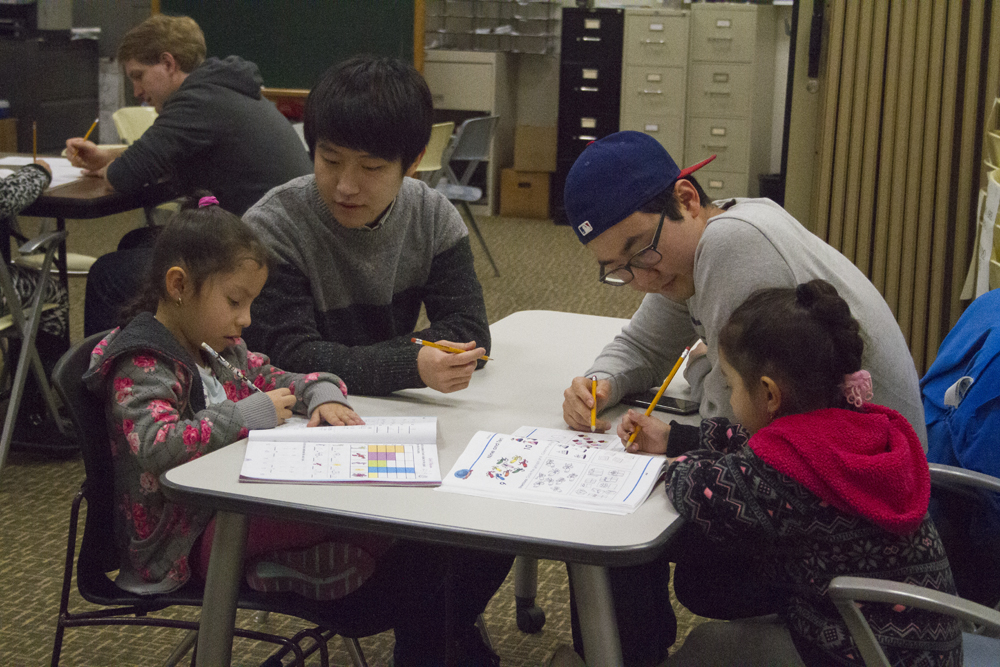 Professor finds passion in math tutoring