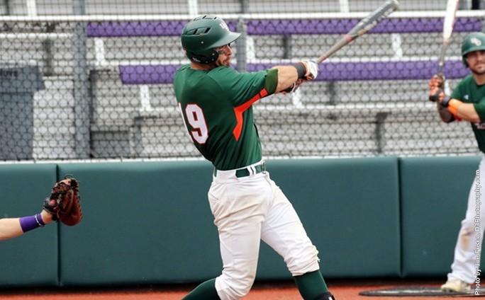Baseball team falls short in wild ASC tourney