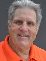 Golf coach retires