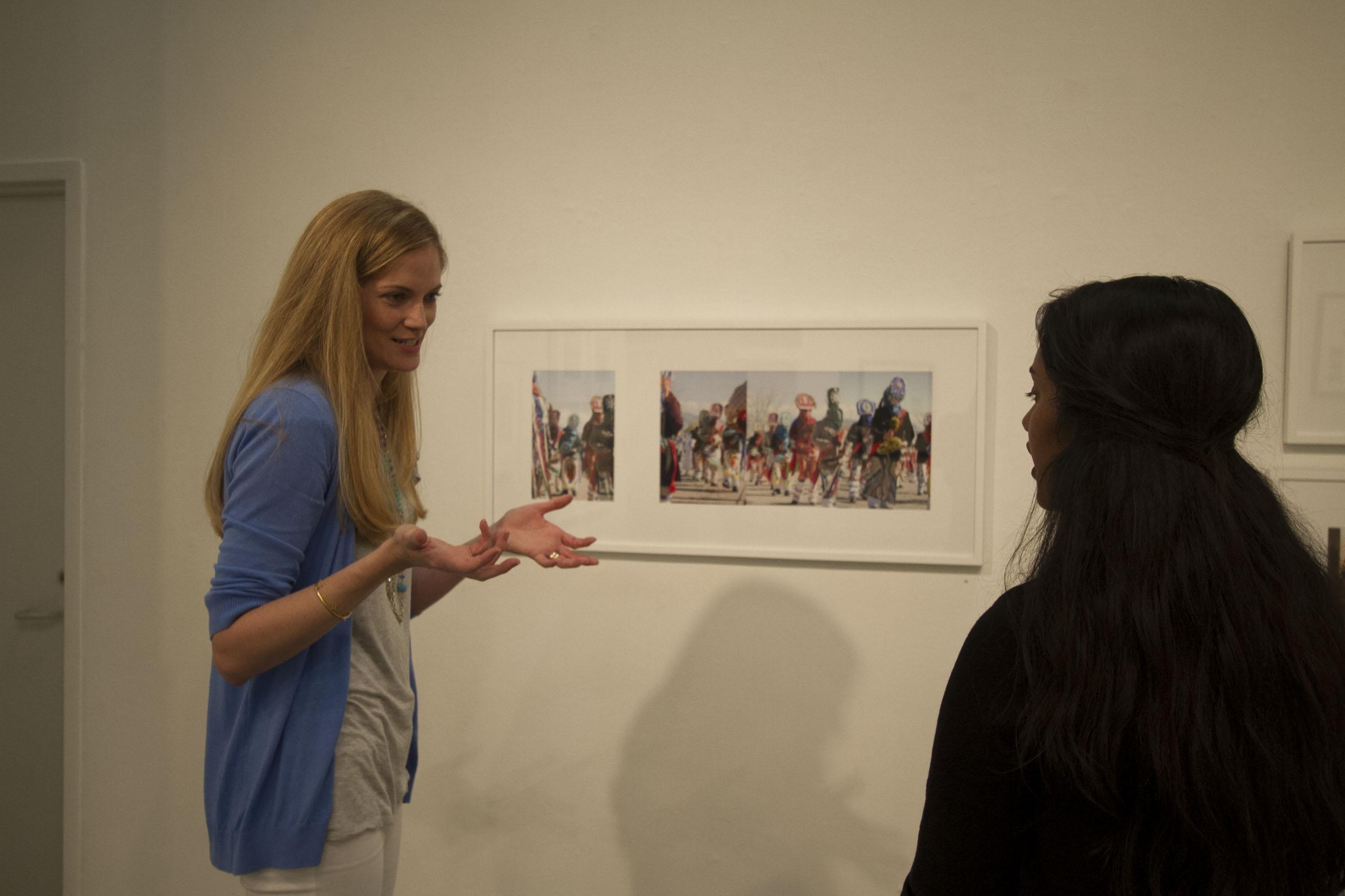 Gallery captures spirit of virgin