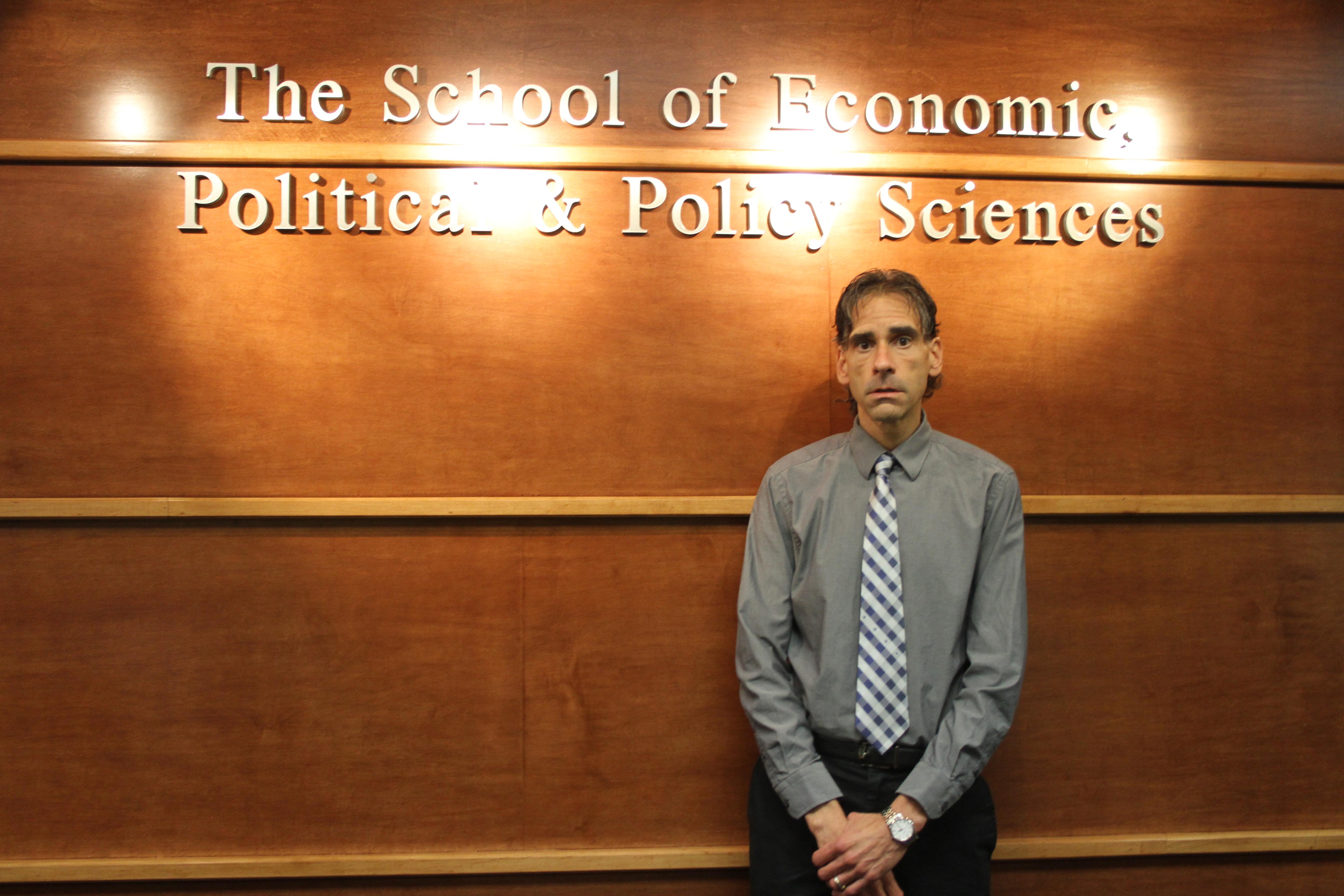 Q&A: Alex Piquero, campus carry liasion