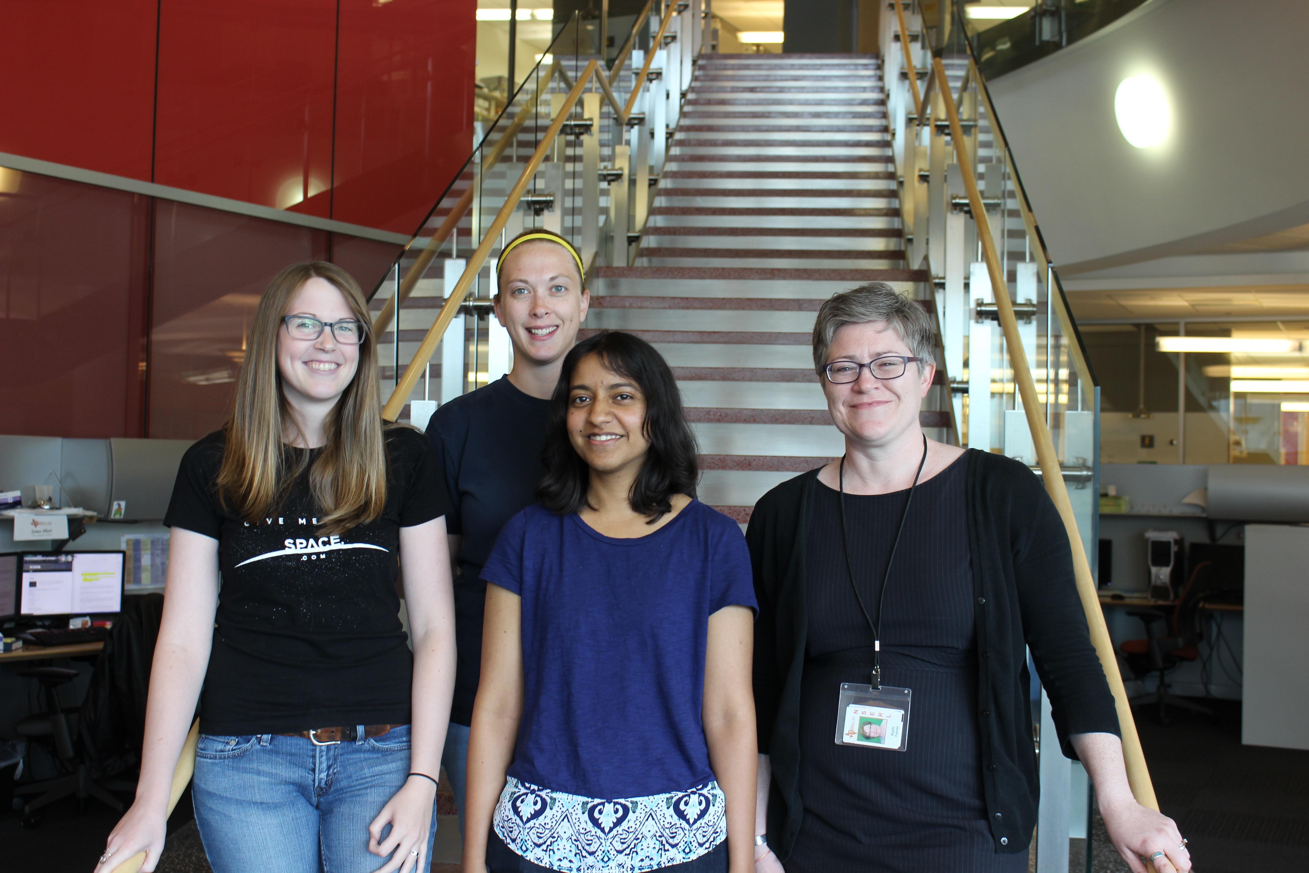 Researcher wins grant