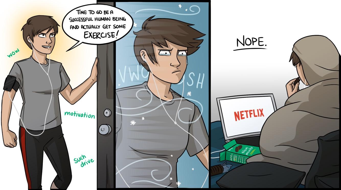 Netflix vs. Chill