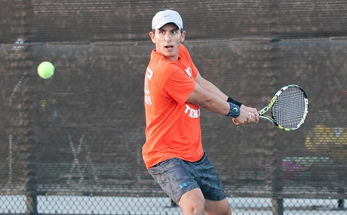 Men's tennis set to host ASC tourney