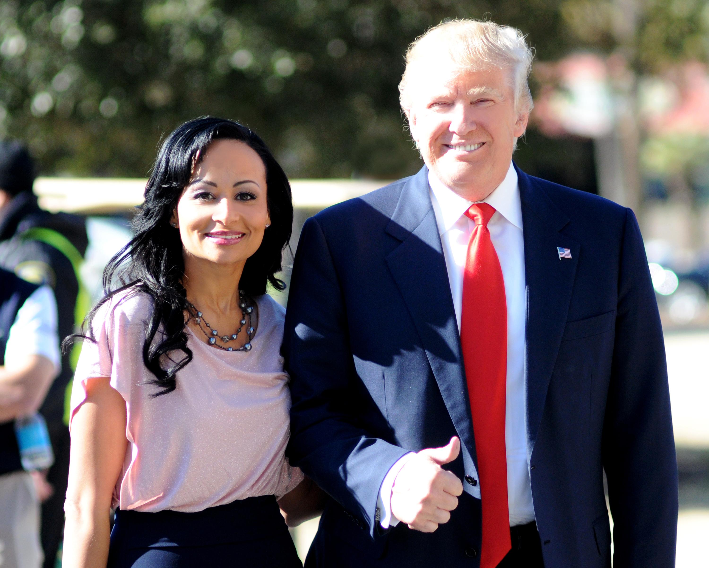 Alumna voice for Trump campaign