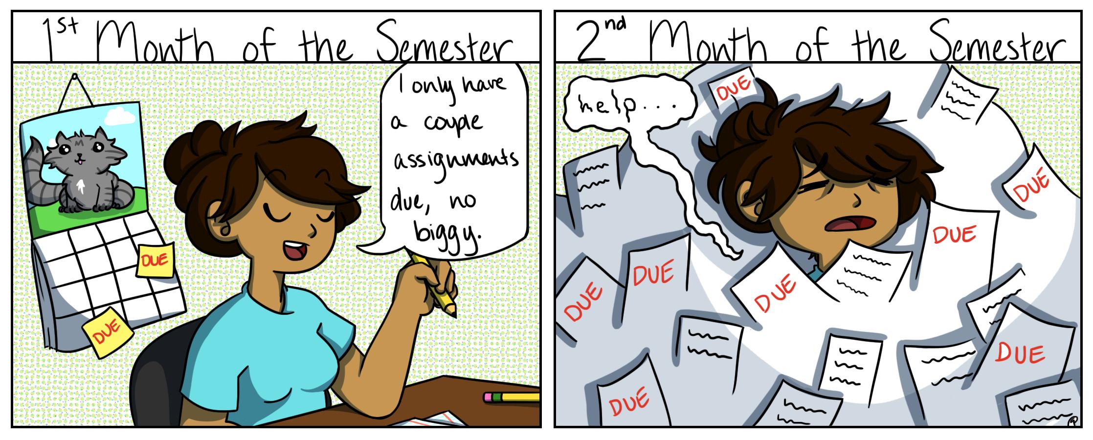Homework Influx