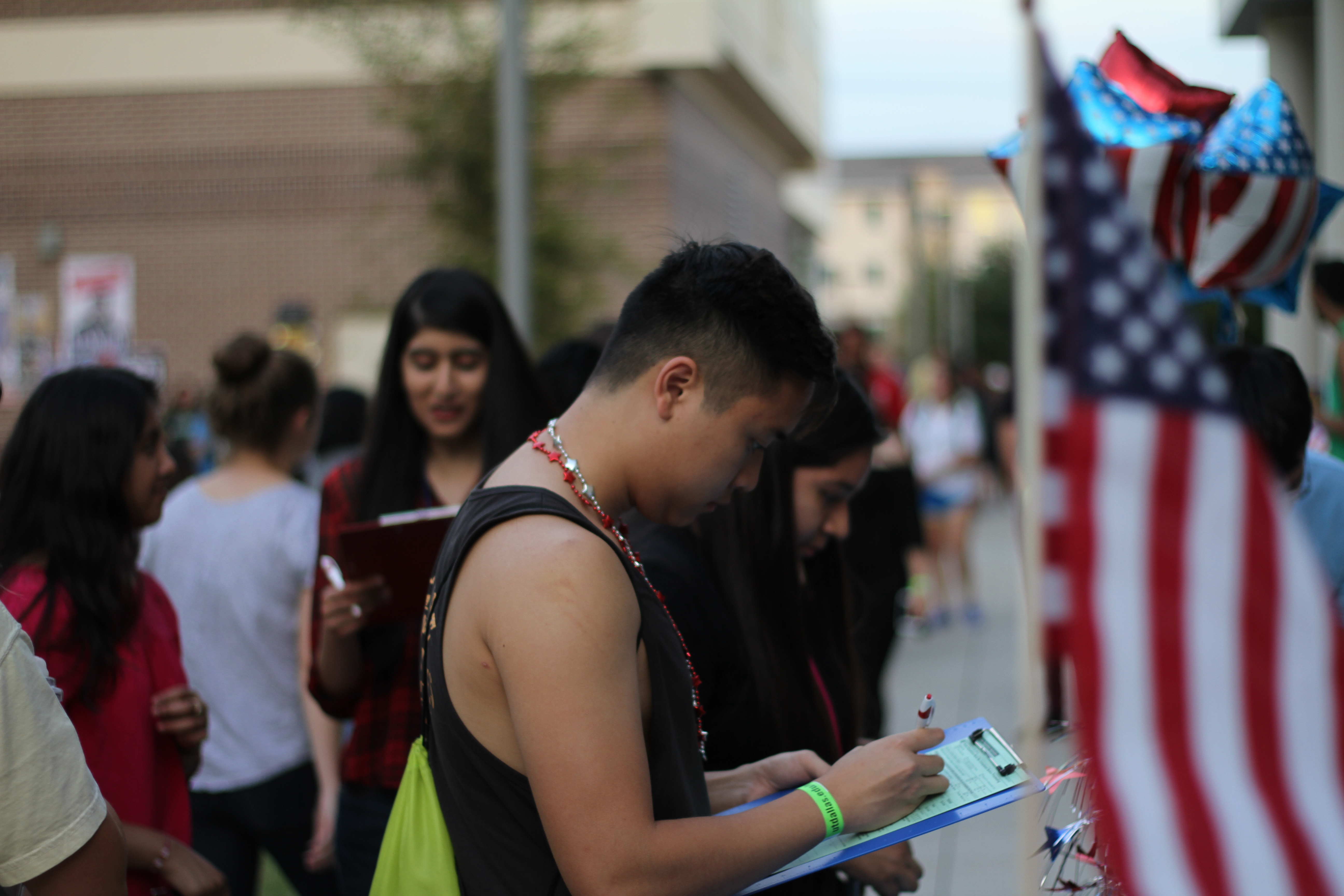 UTD organizations mobilize student voters for election