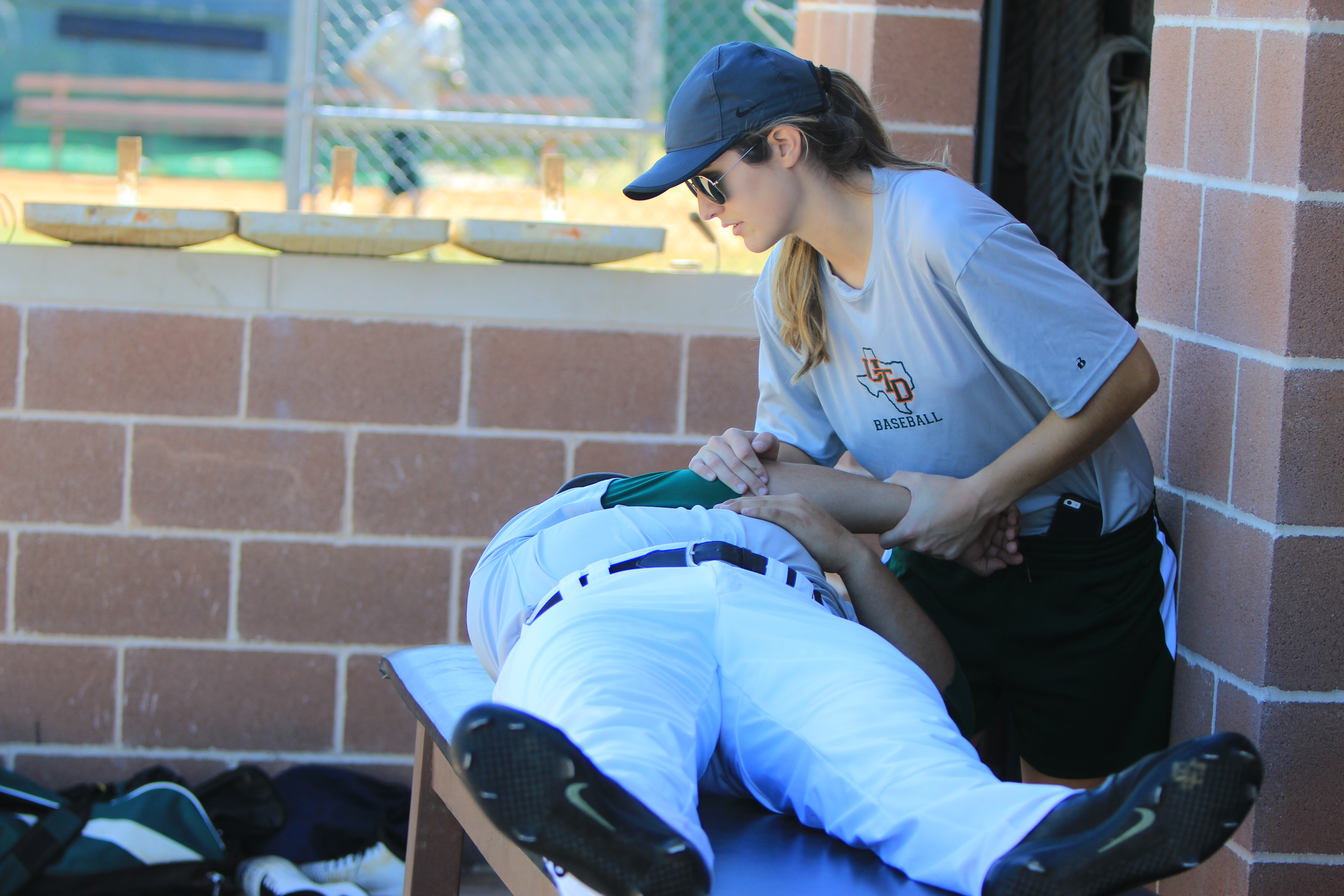 New assistant athletic trainers adjust to UTD