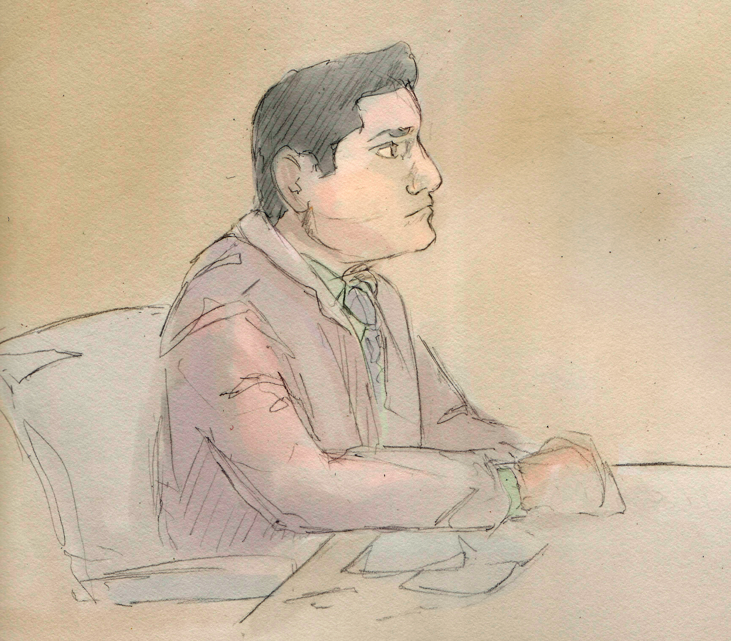 Enrique Arochi, who has been sentenced to life in prison for the aggravated kidnapping of Christina Morris, a UTD alum, is also involved in a separate sexual assault case. Graphic by Kevin Vanhorn | Mercury Staff.