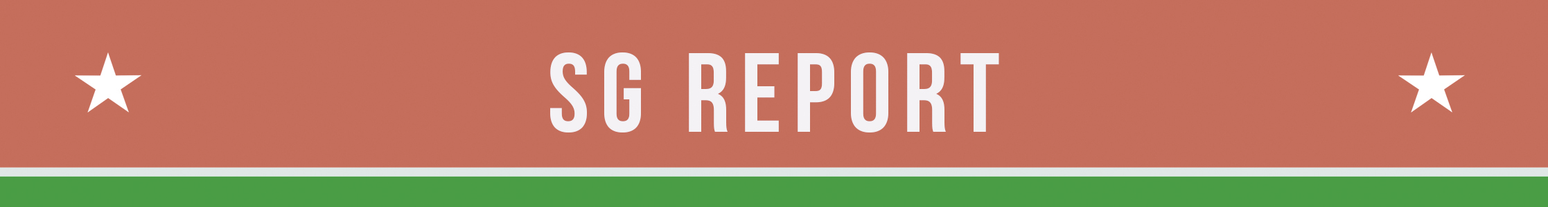 SG Report: 1/22/18