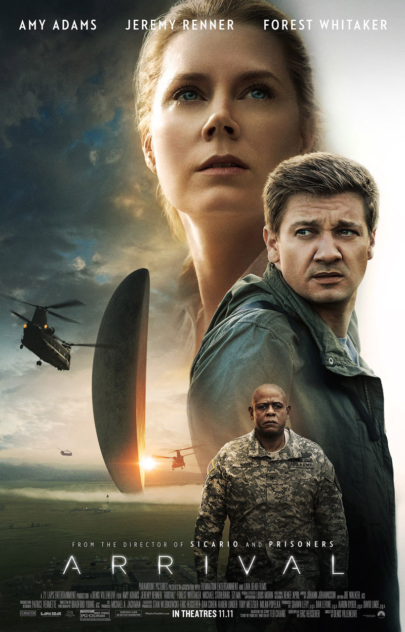 'Arrival' fails to deliver