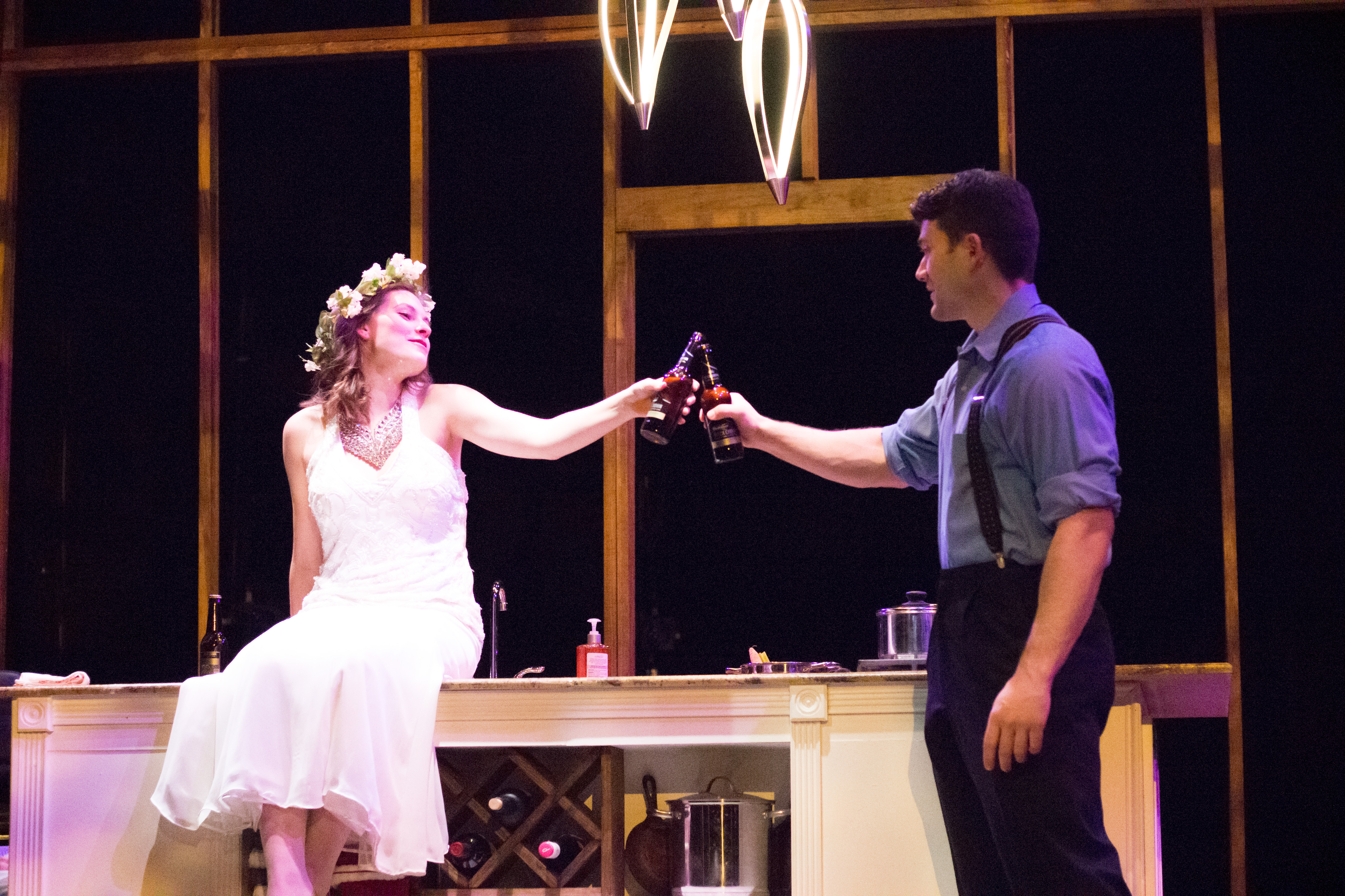 'Miss Julie' reinvents play with contemporary setting