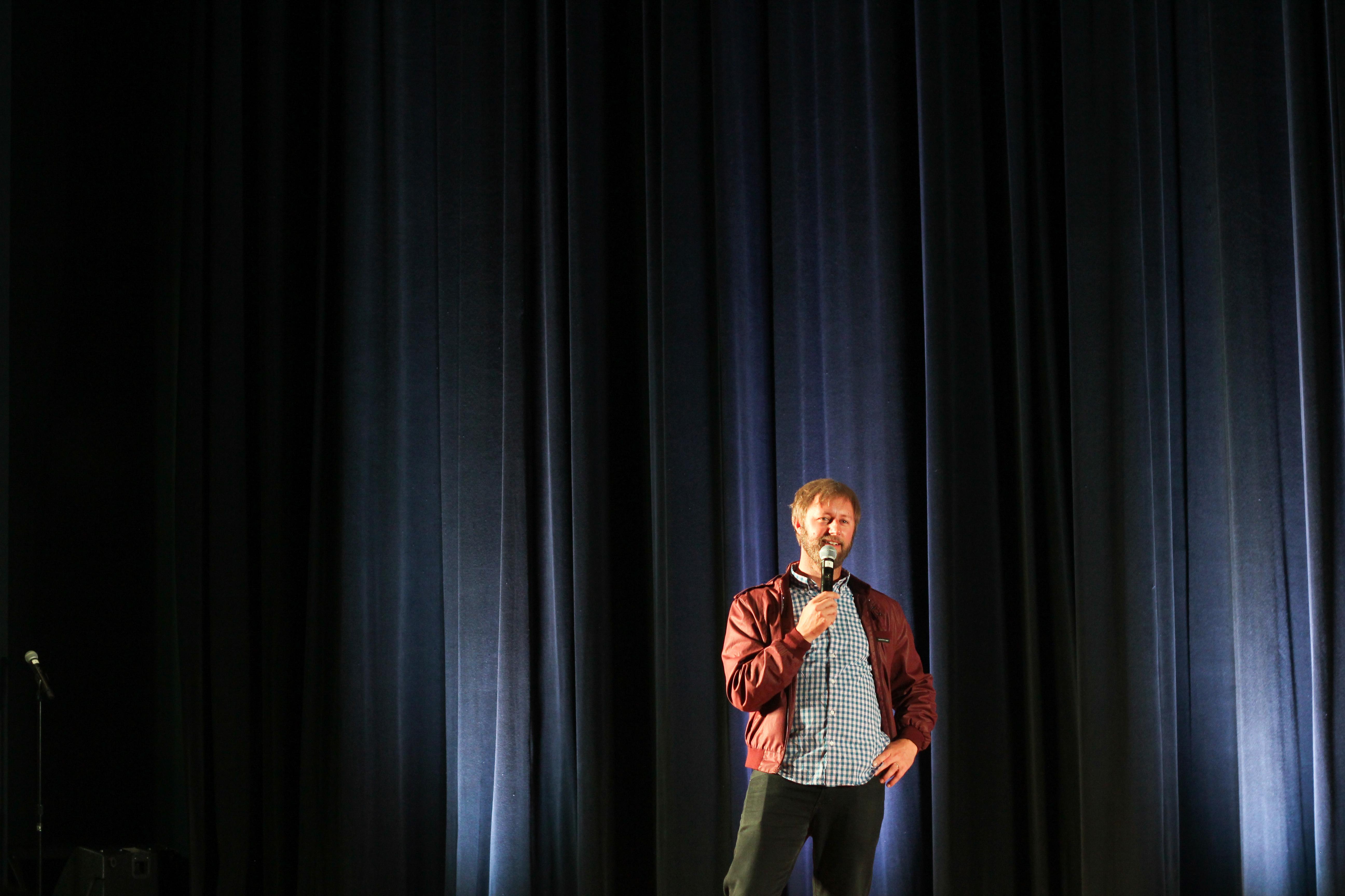Q&A: Comedian Rory Scovel