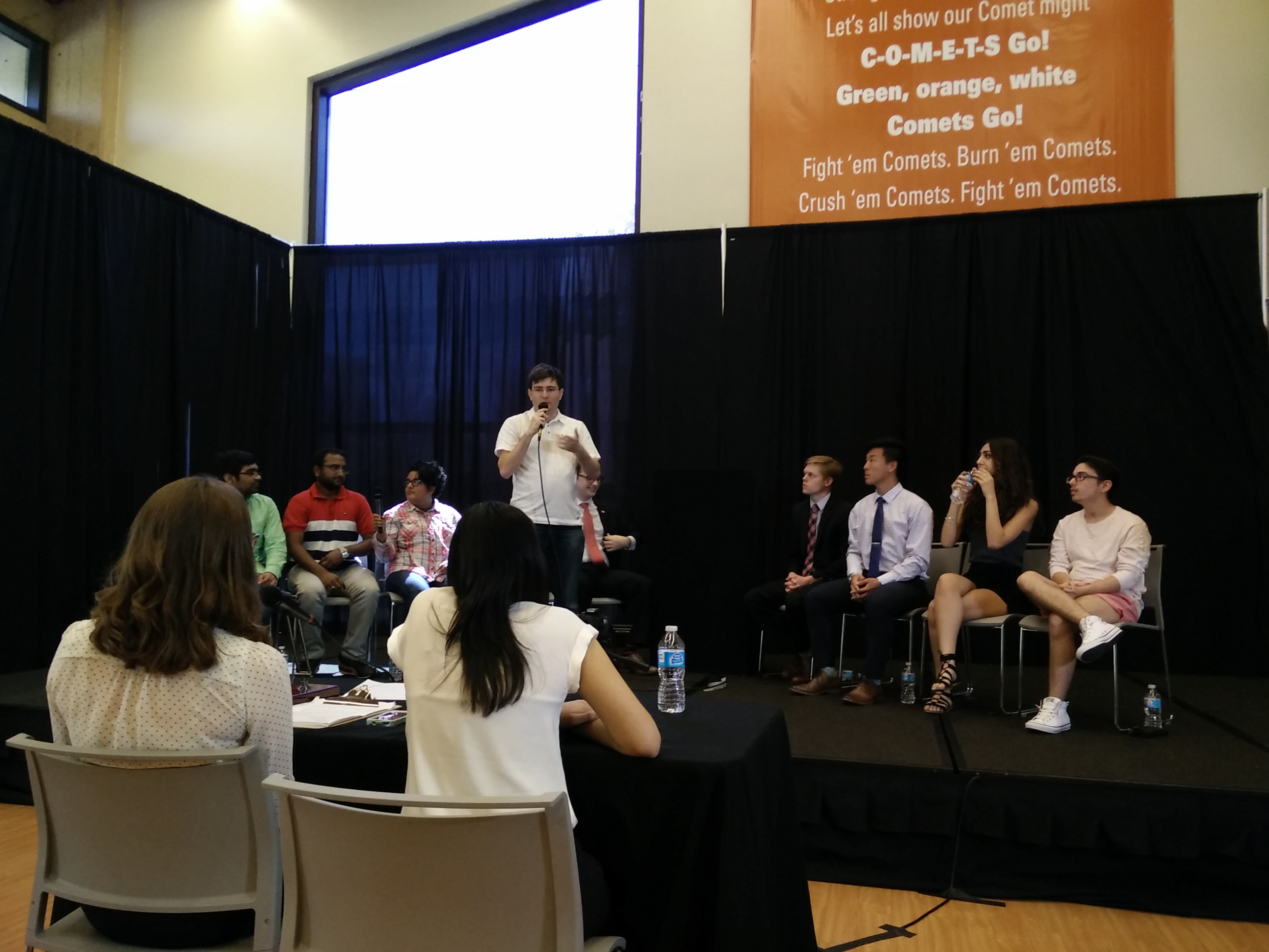 Student Government Forum