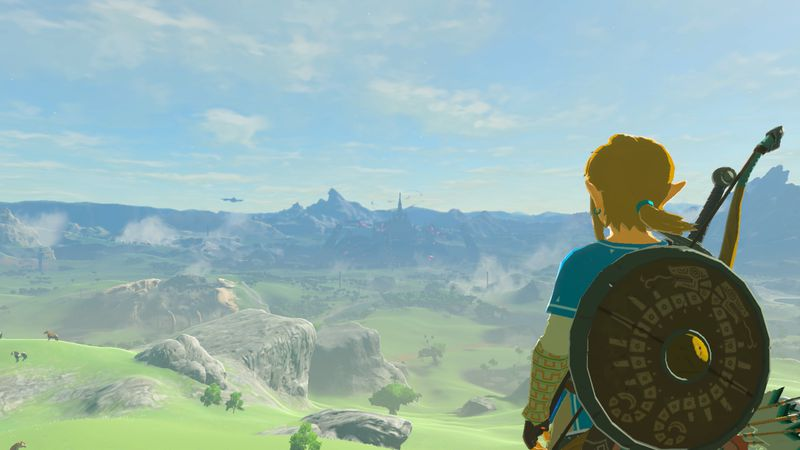 'Zelda' game breathes life into industry
