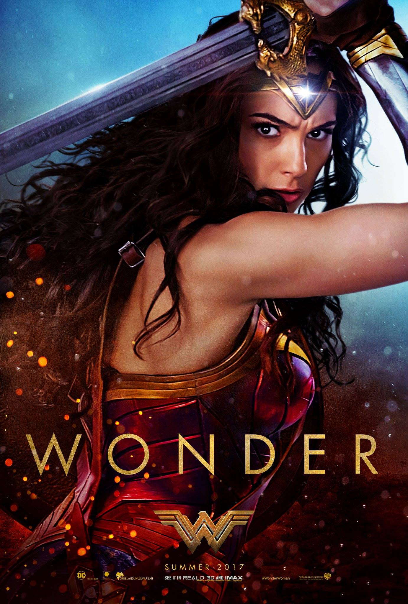 'Wonder Woman' first glimpse into possible greatness of the DCEU