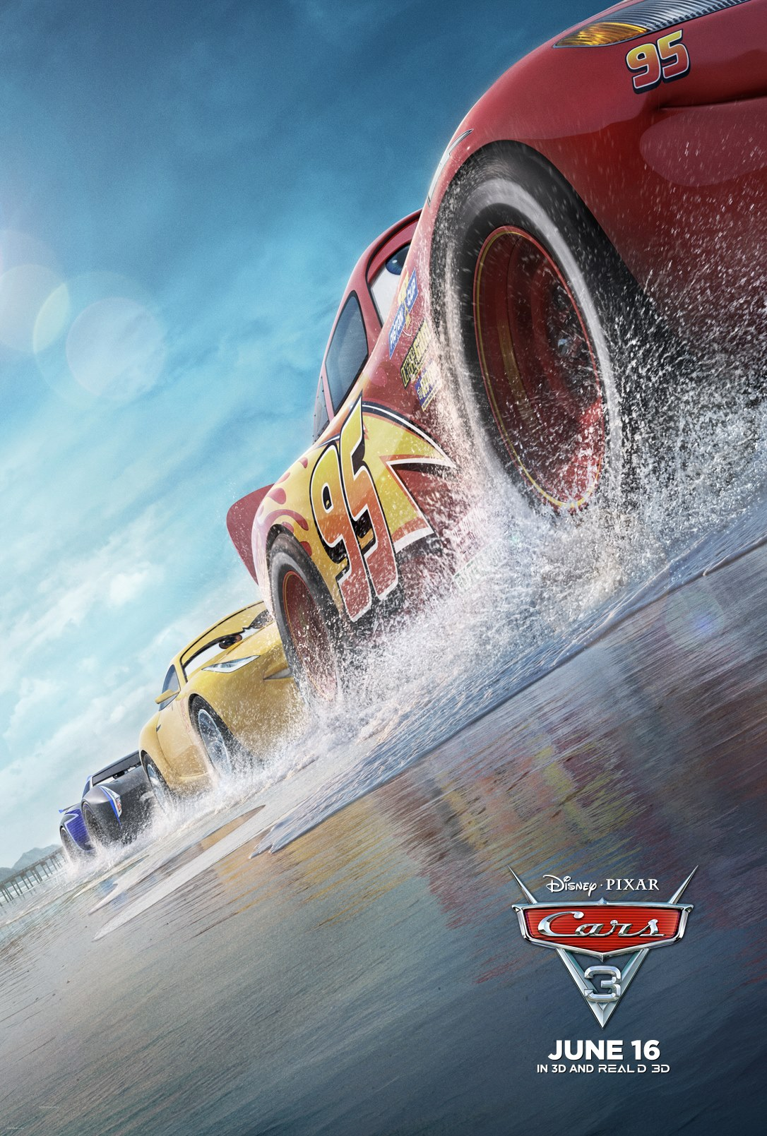 Third 'Cars' installment disappoints