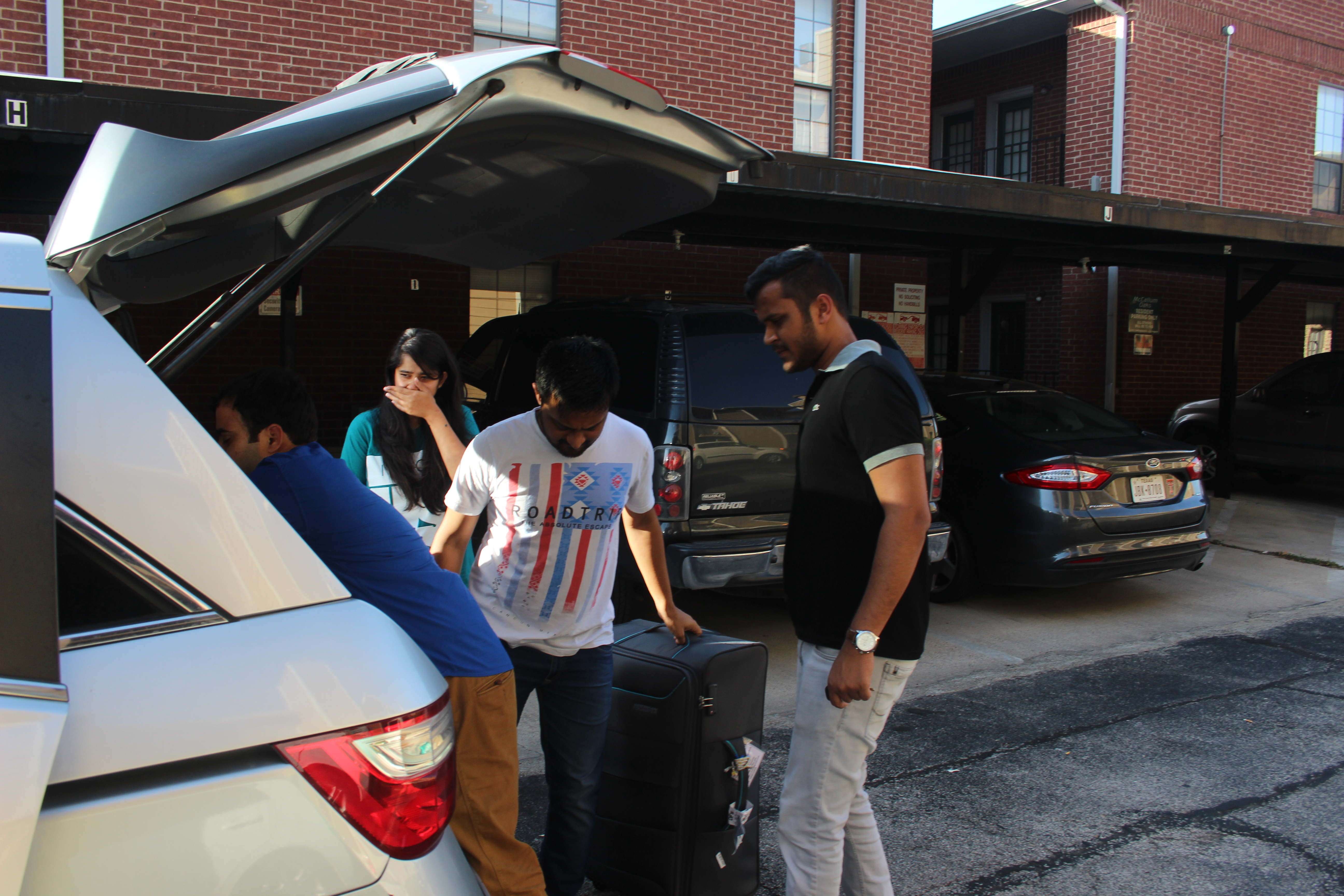 UTD orgs assist int'l students with arrival