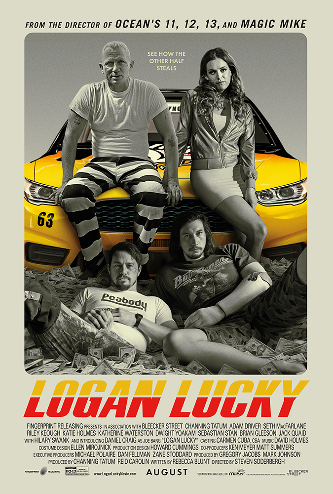 """""""Logan Lucky"""" could be summer classic"""