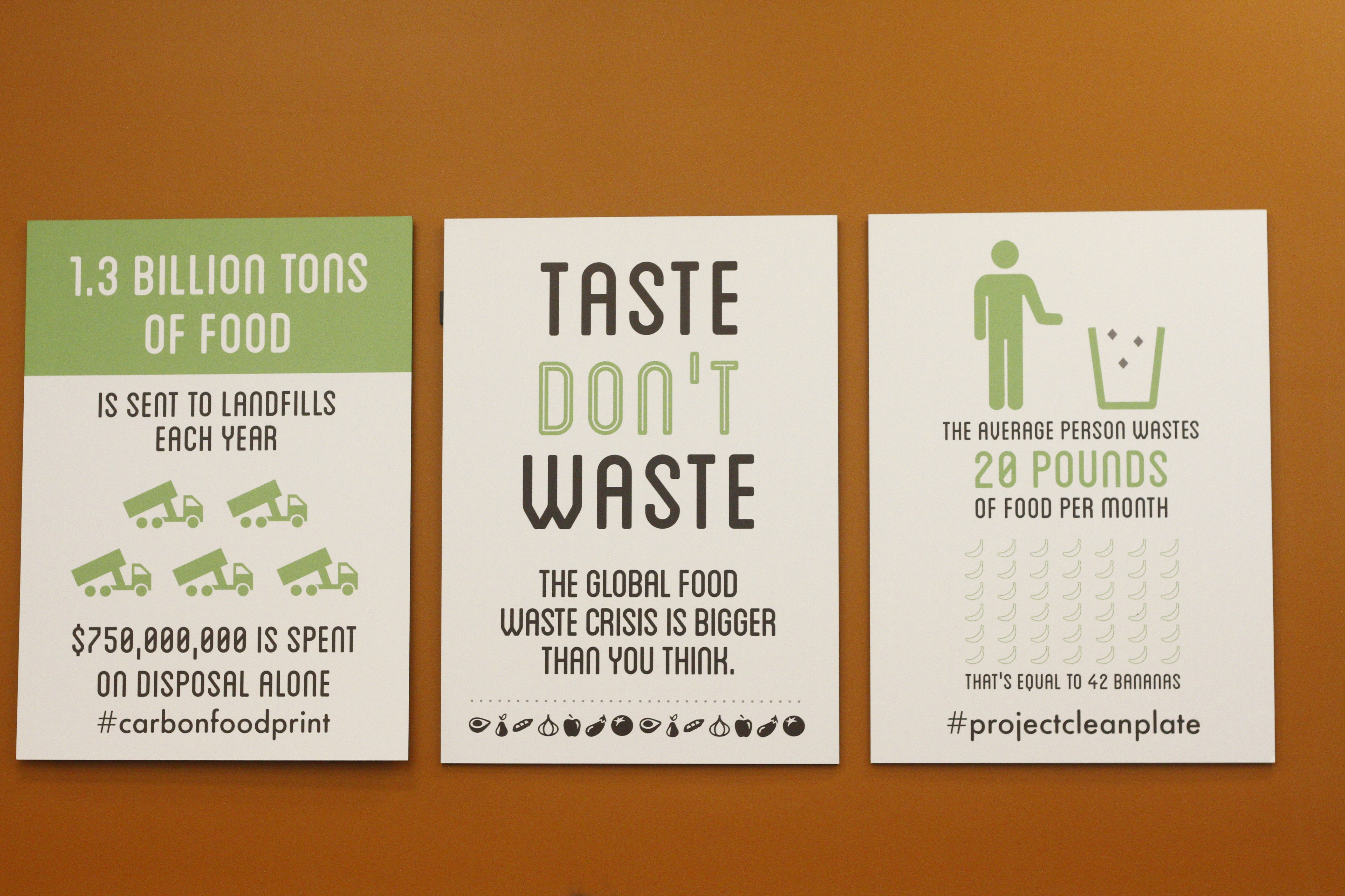 Network reduces campus food waste