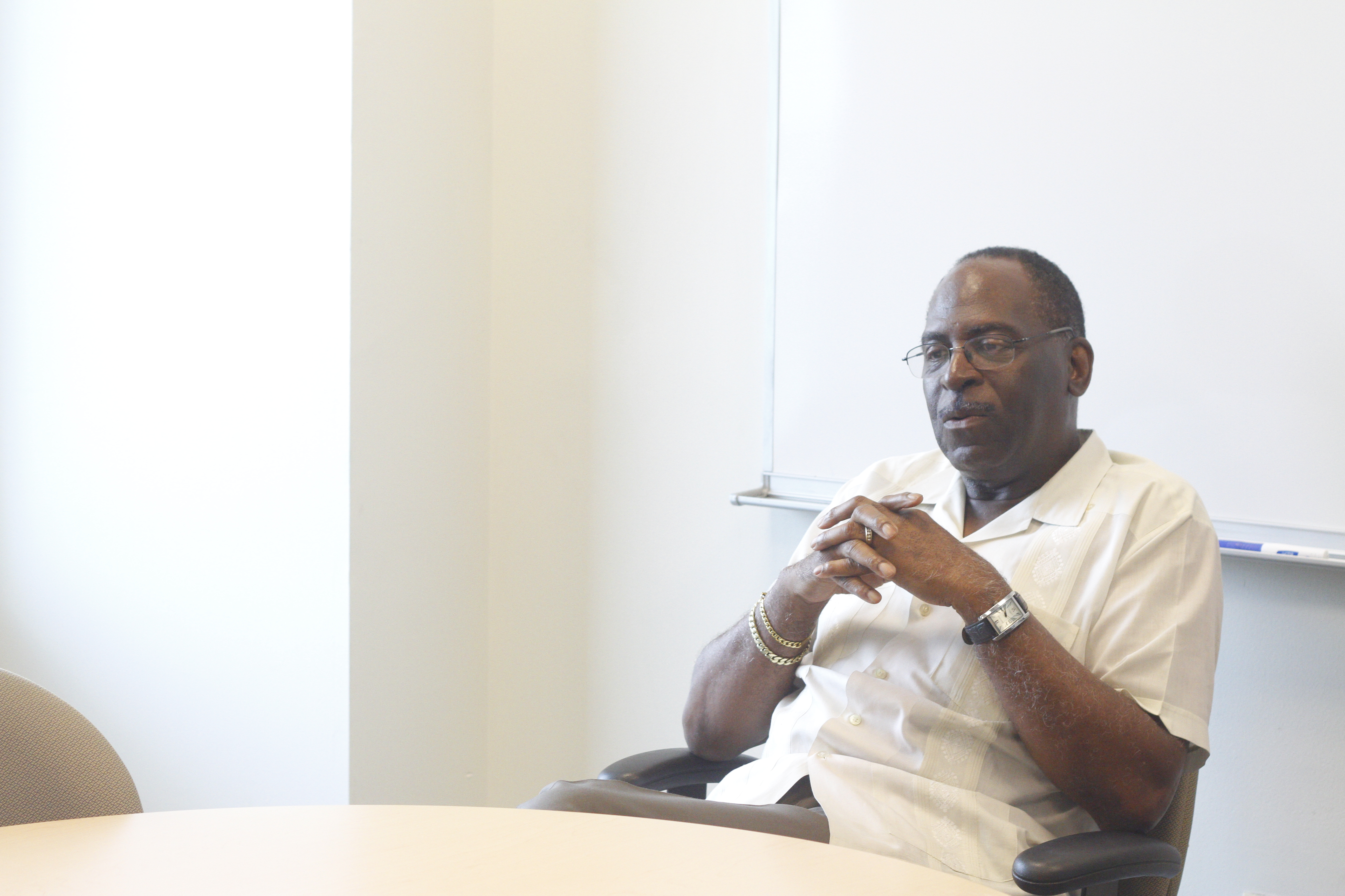 Professor retires after 42 years
