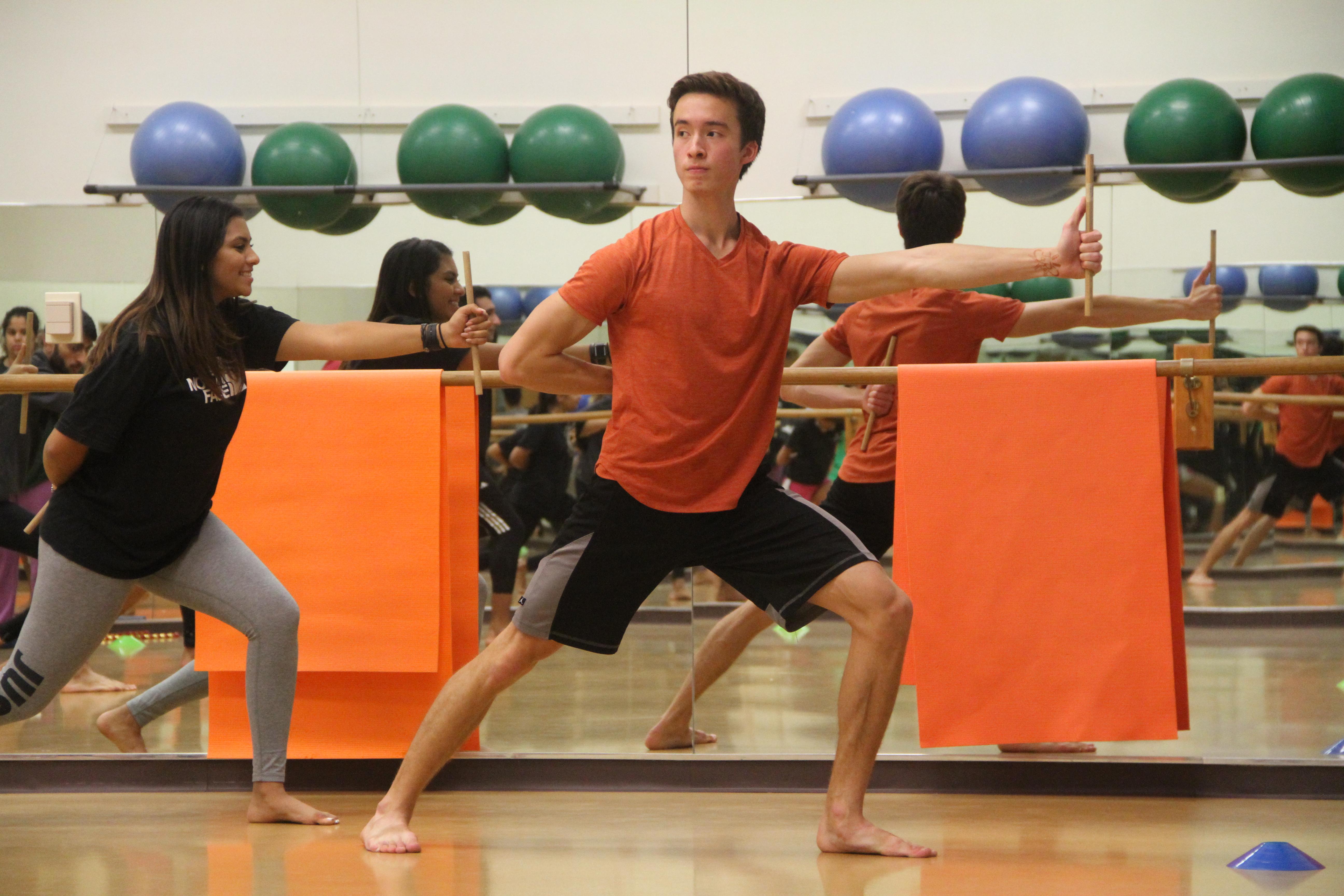 Diversity through dance