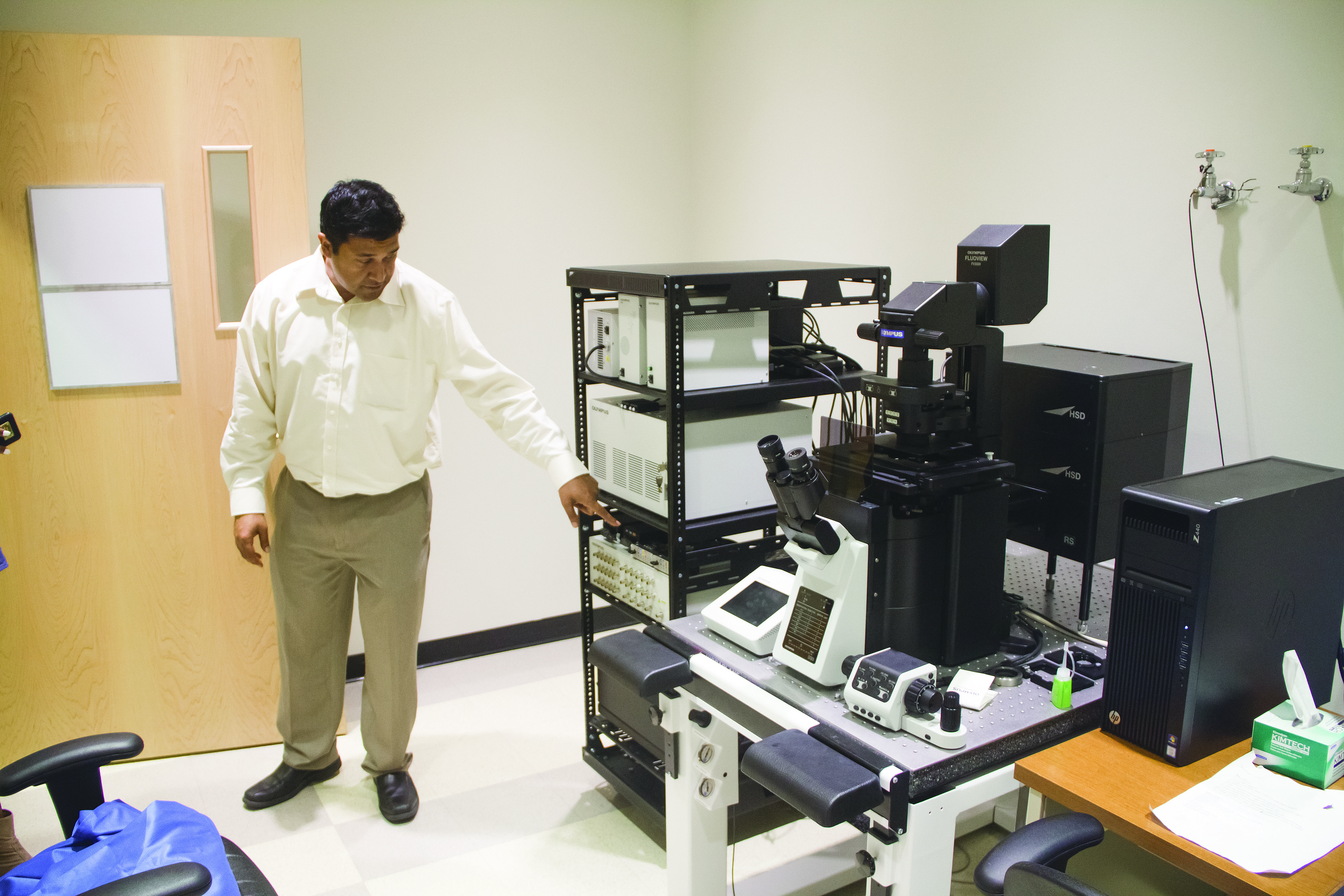 Center expands research opportunities, potential