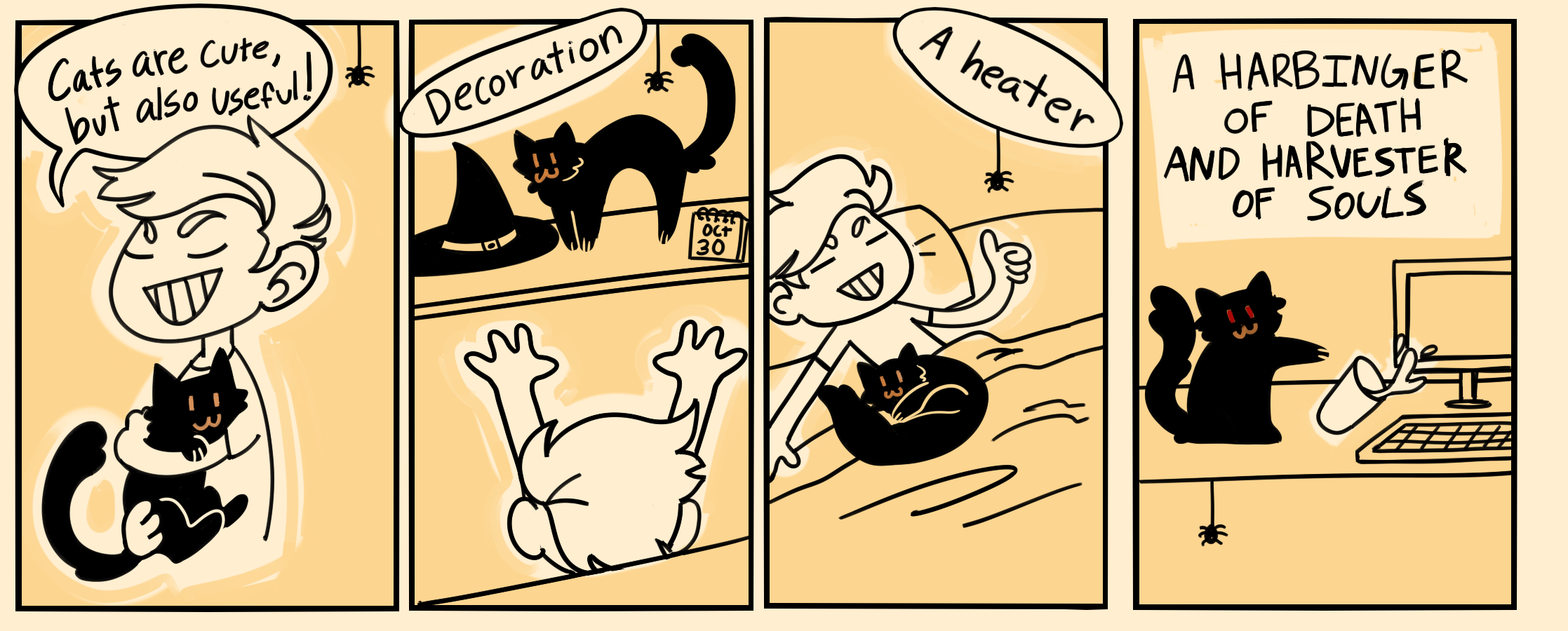 Uses for cats
