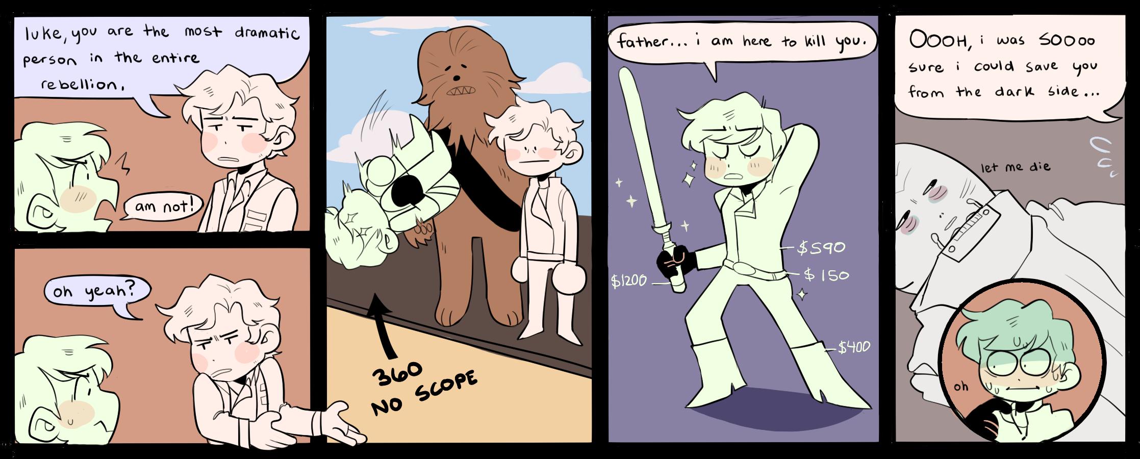 Luke Cat-Walker