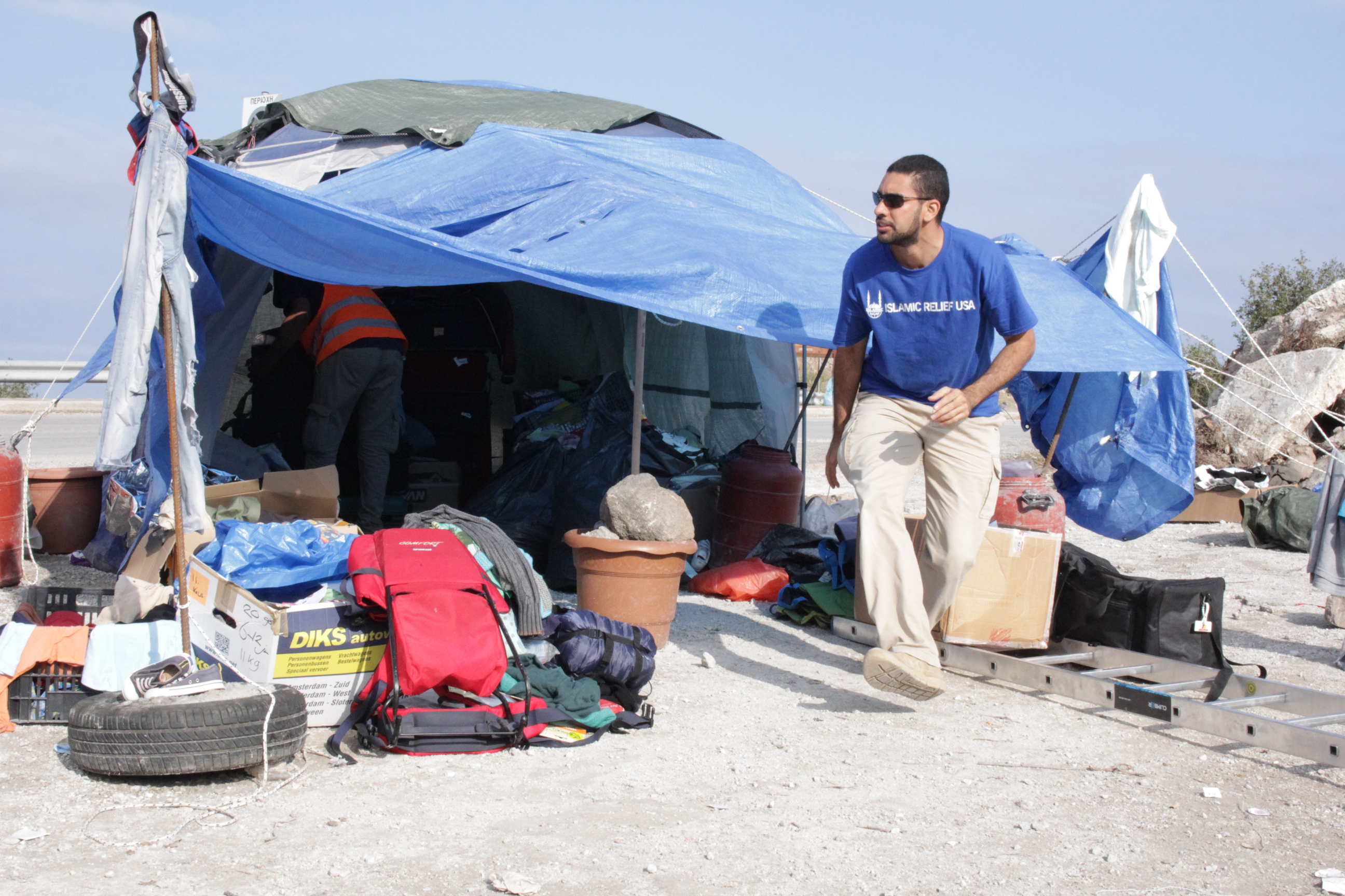 Alum spearheads disaster relief initiative