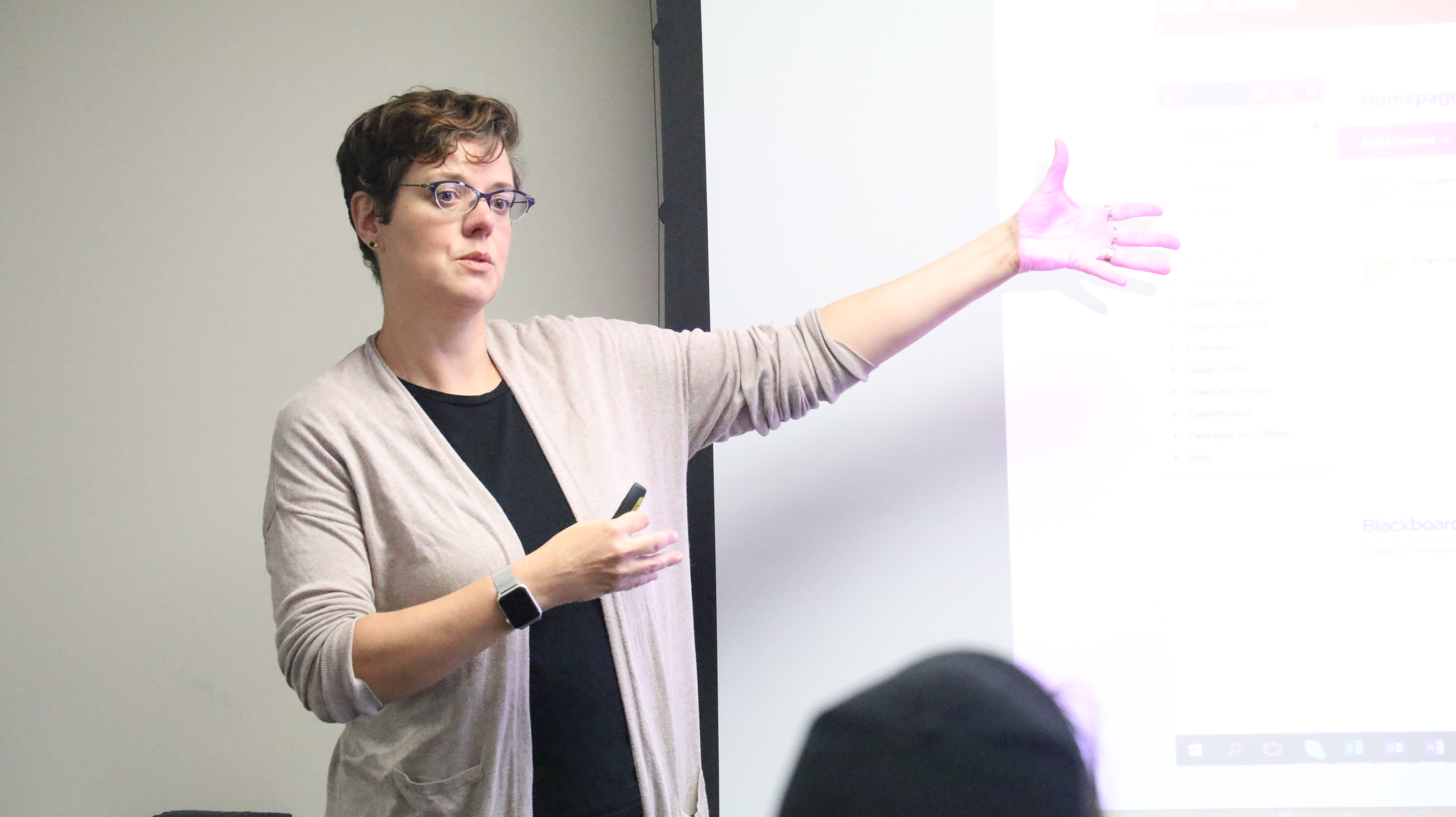 Group to foster communication among grad students