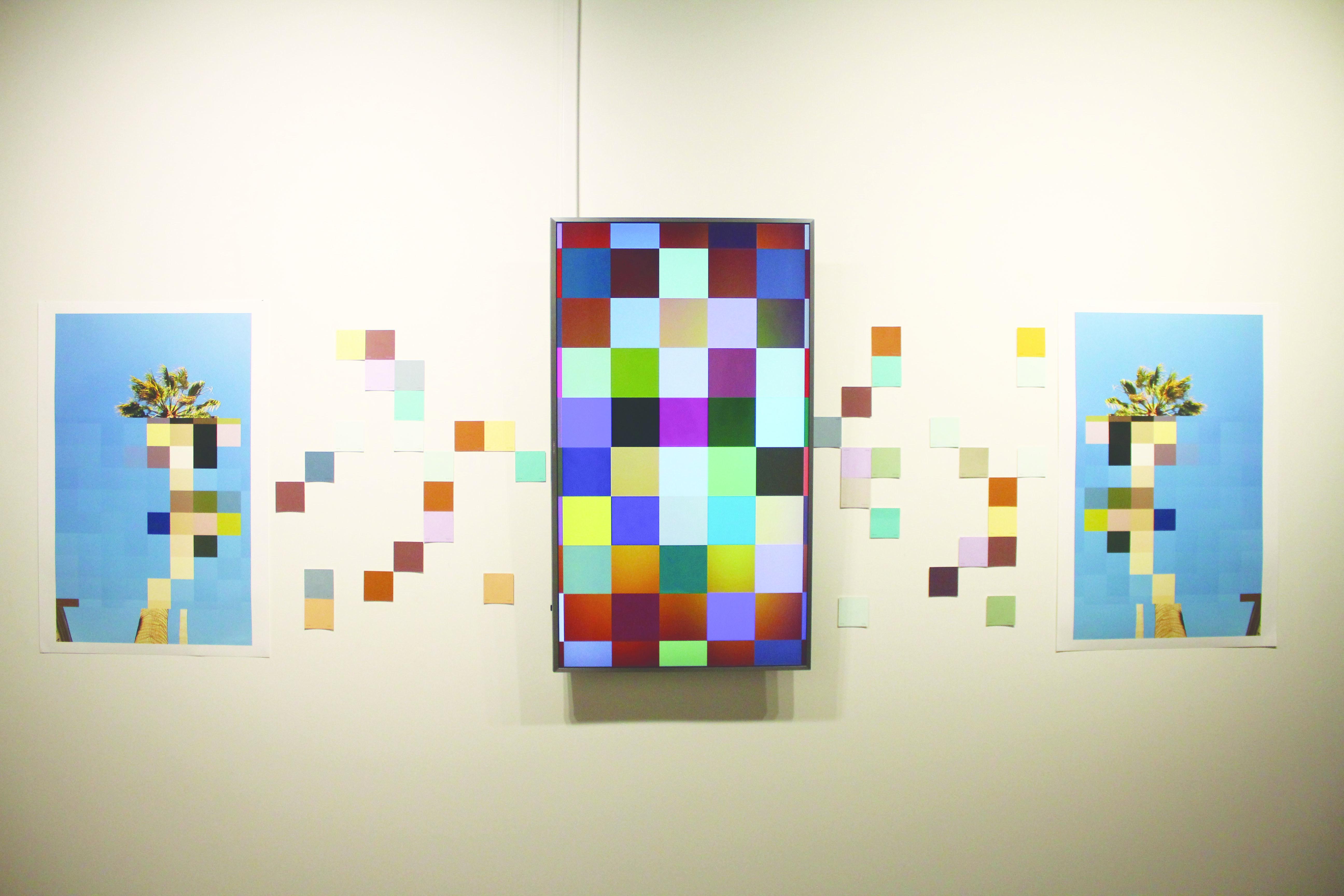 Embracing oddities through art
