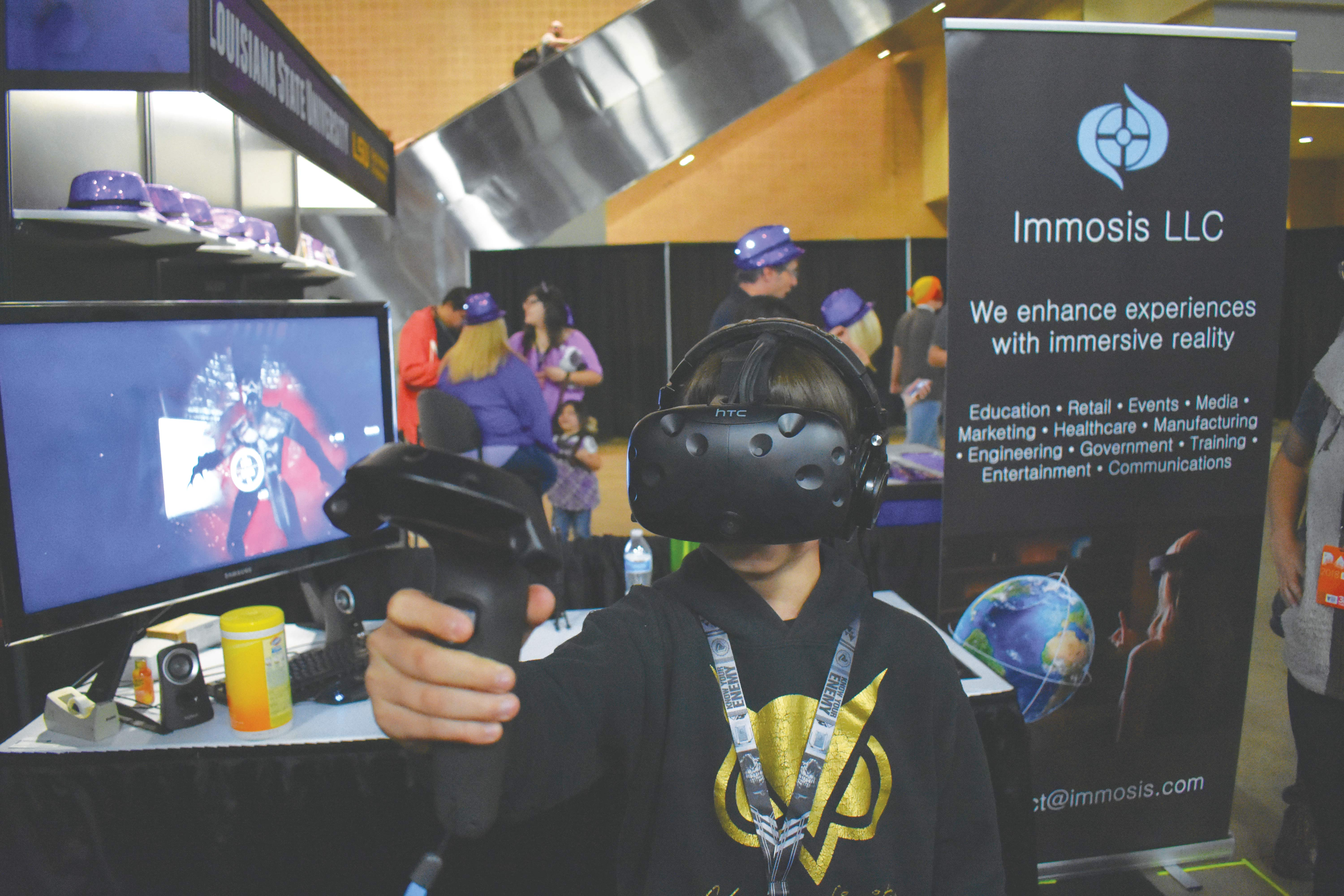 Alumnus, student start self-funded gaming company