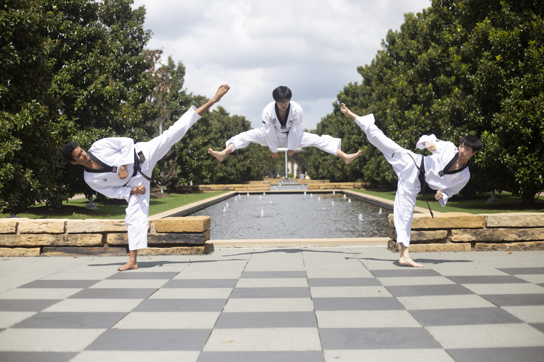 Taekwondo Club kicks off