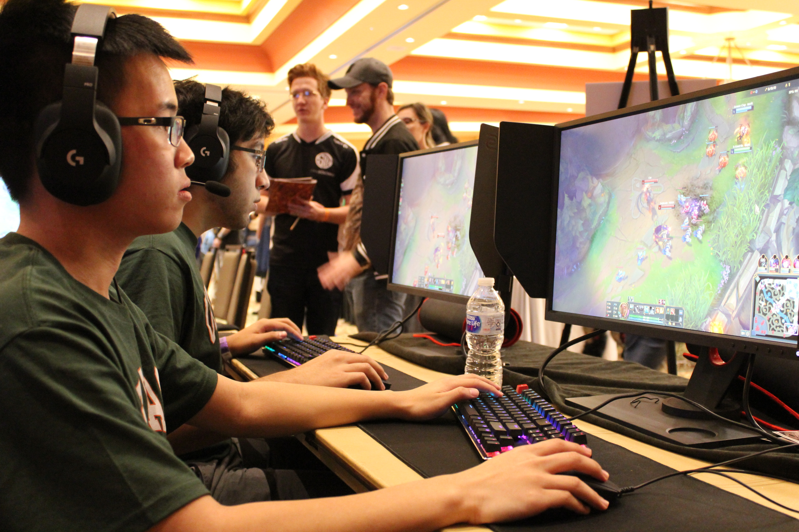 Esports teams prepare to open spring tryouts
