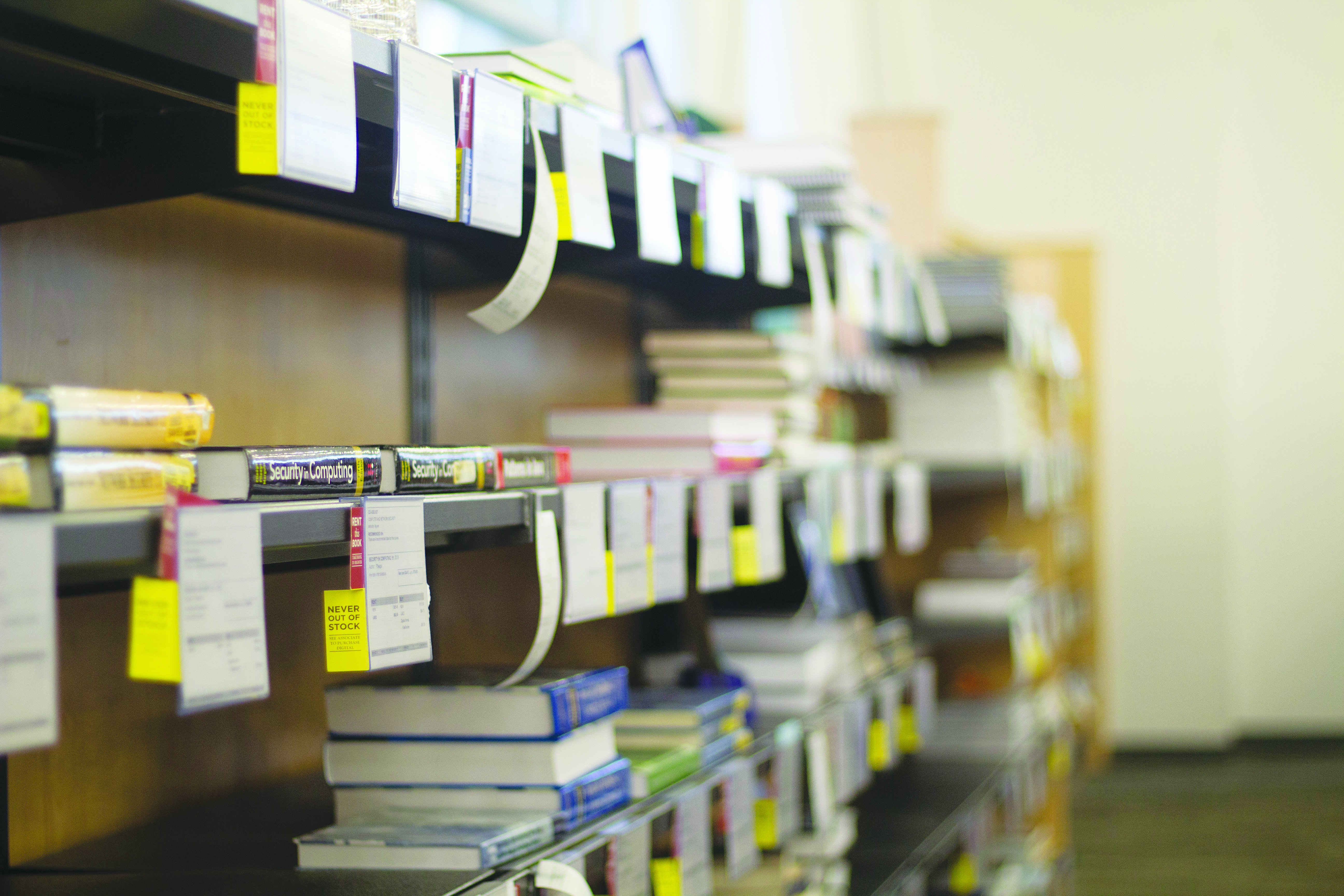 Bookstore brings bargains to students