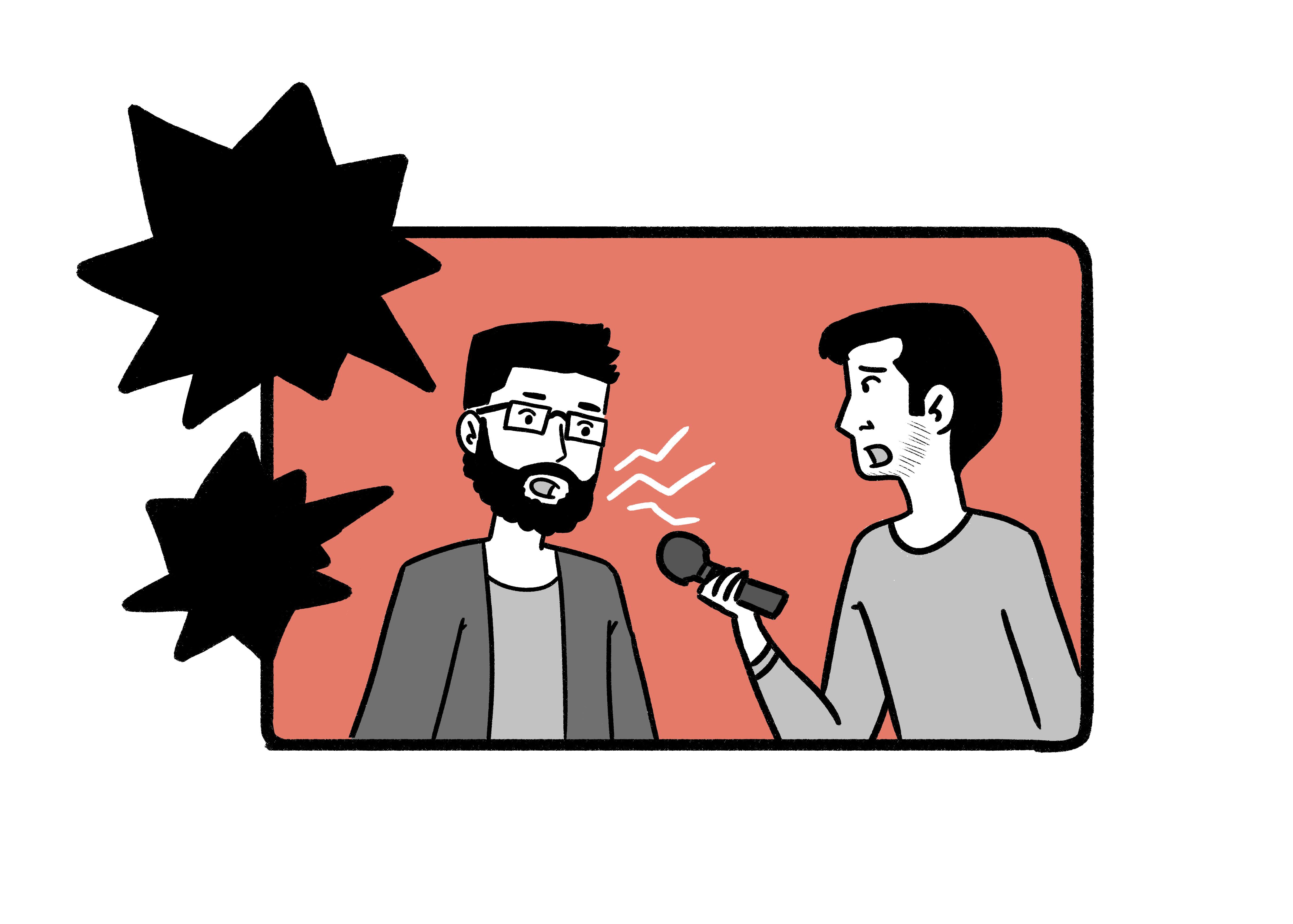 Steven Crowder Harms Debate