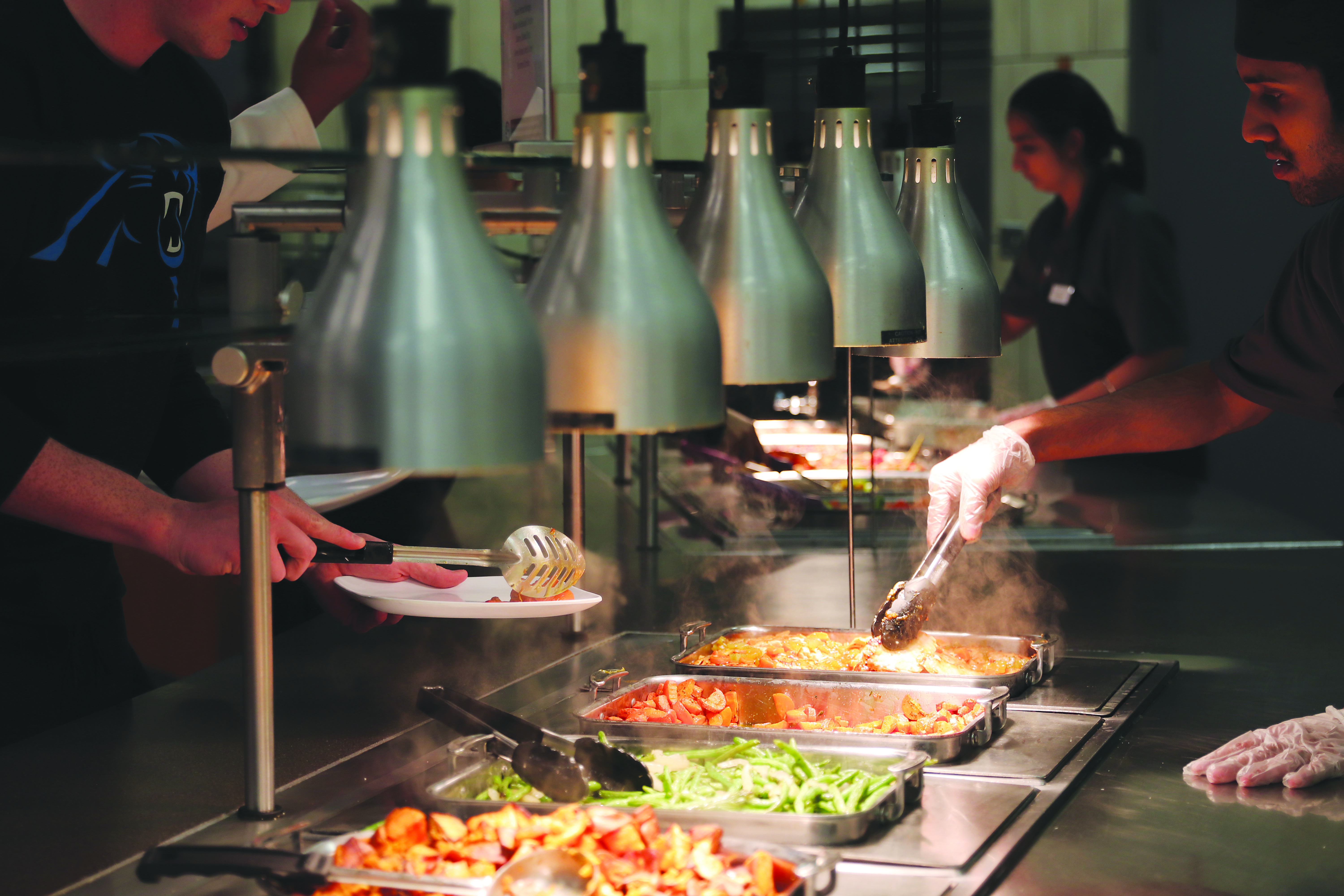 Chartwells workers allege lack of food safety training