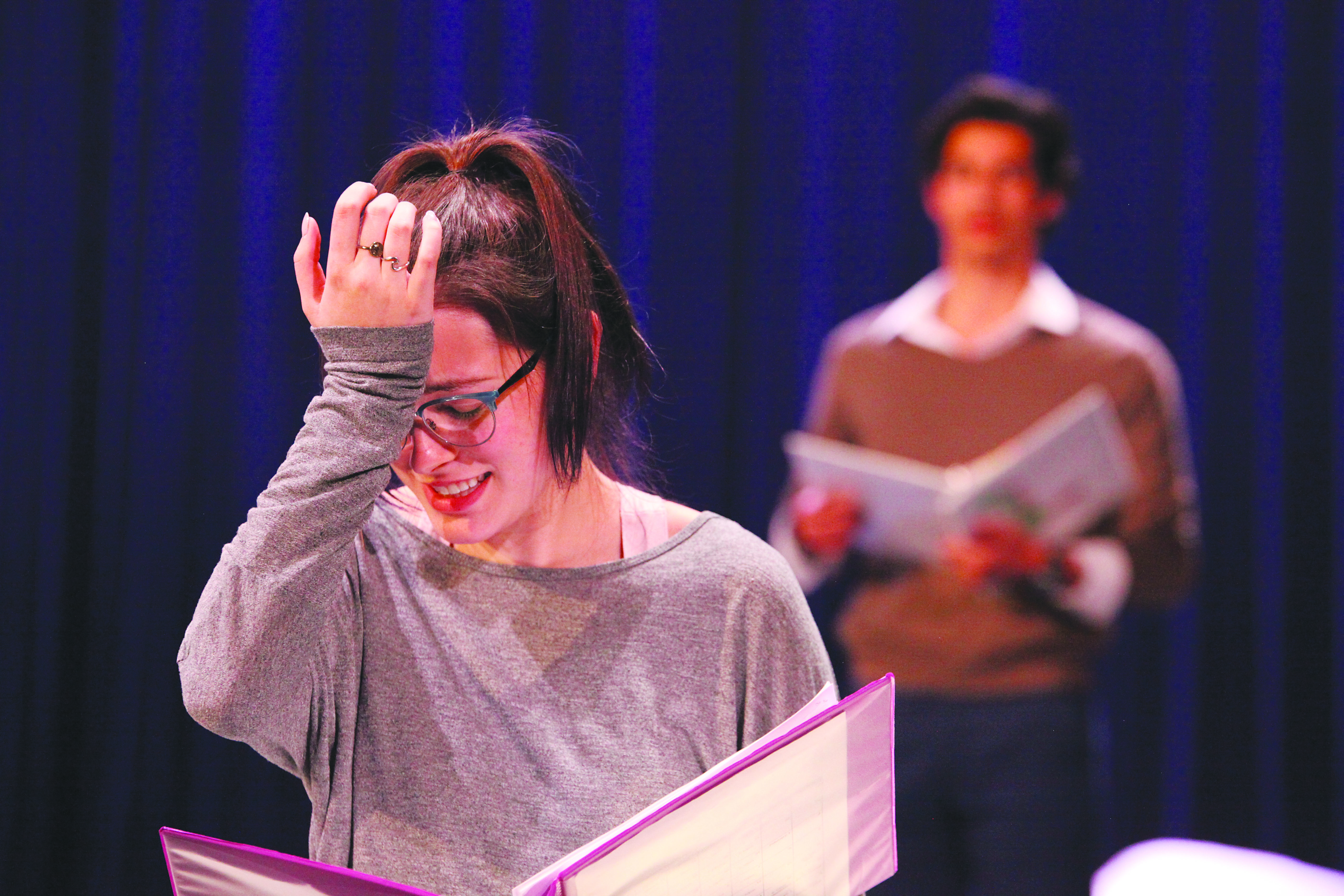 Play to offer introspective look into theater